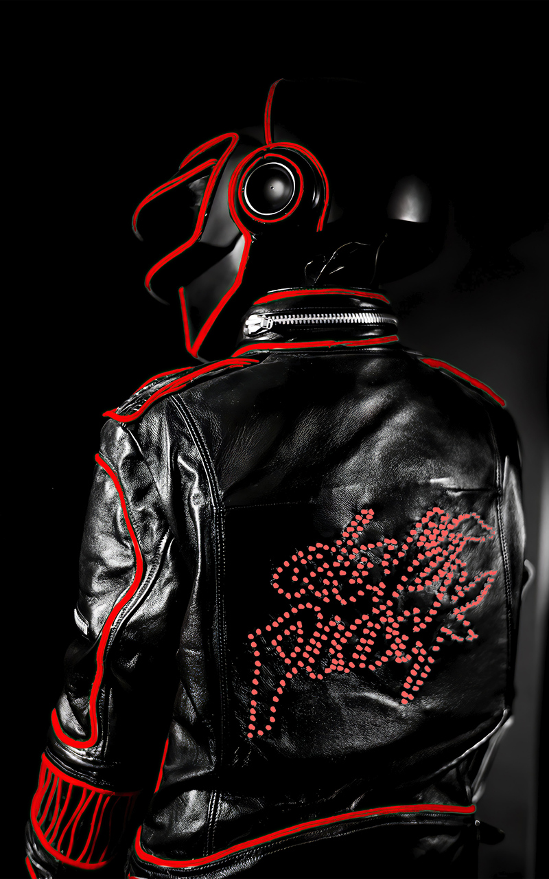 800x1280 Daft Punk Before The Memories 4k Nexus 7,Samsung ...