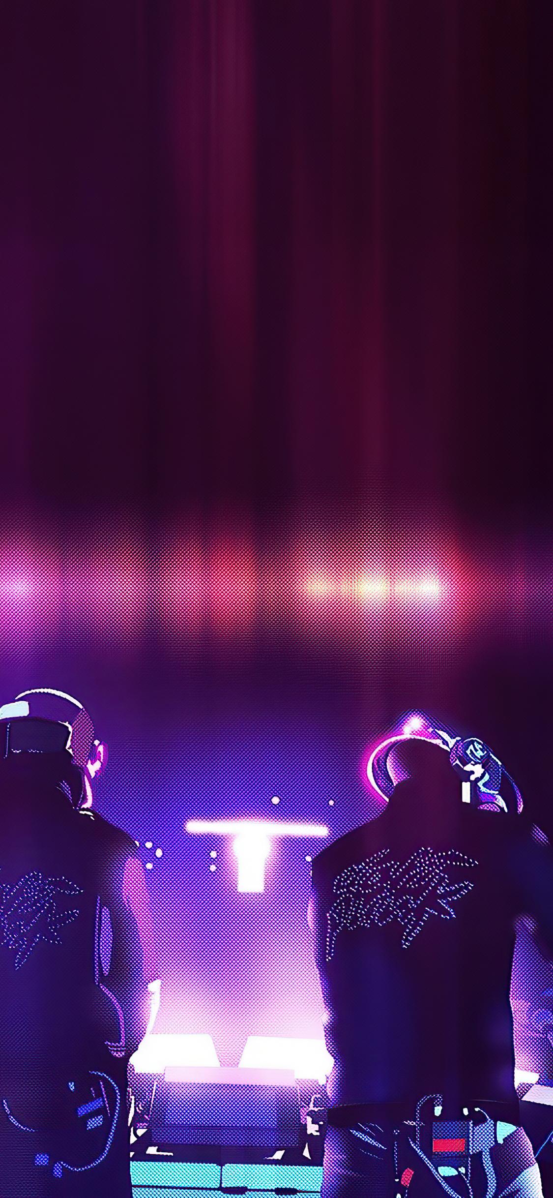 1125x2436 Daft Punk Dj 4k Iphone XS,Iphone 10,Iphone X HD ...