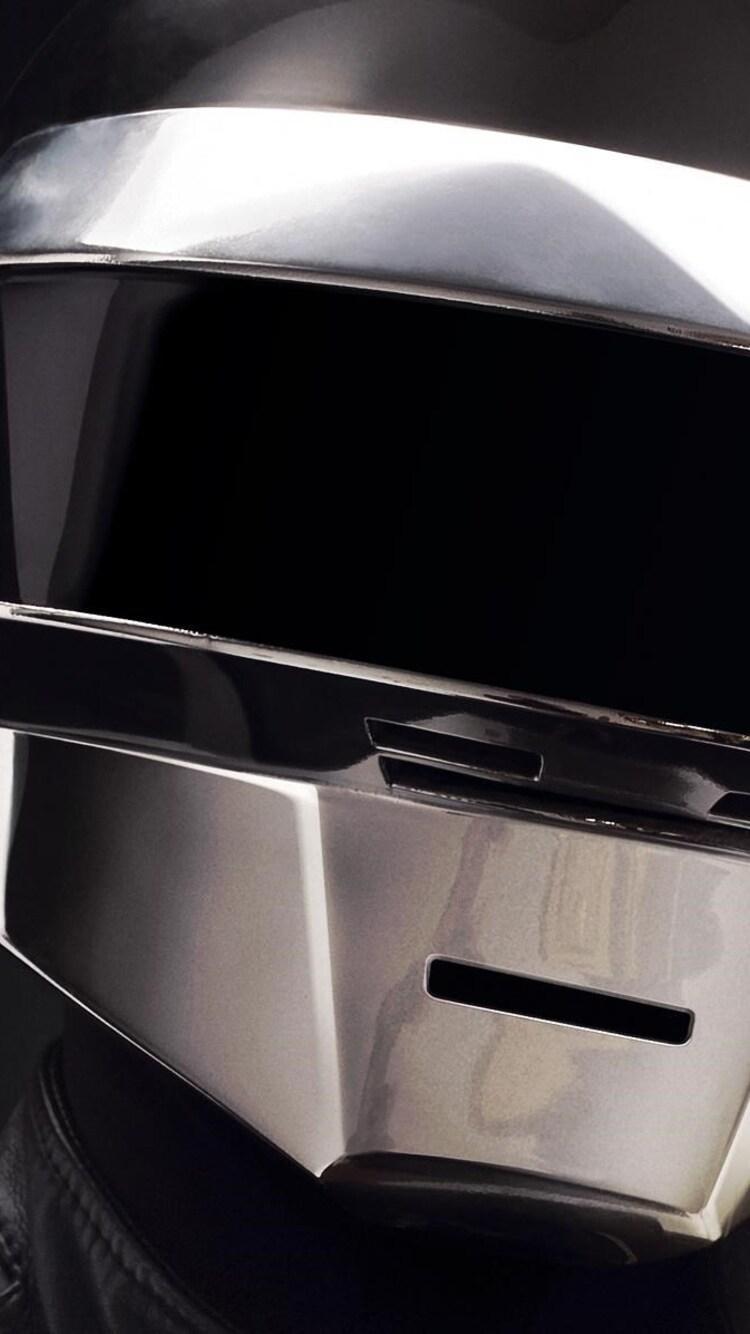 750x1334 Daft Punk Helmet iPhone 6, iPhone 6S, iPhone 7 HD ...