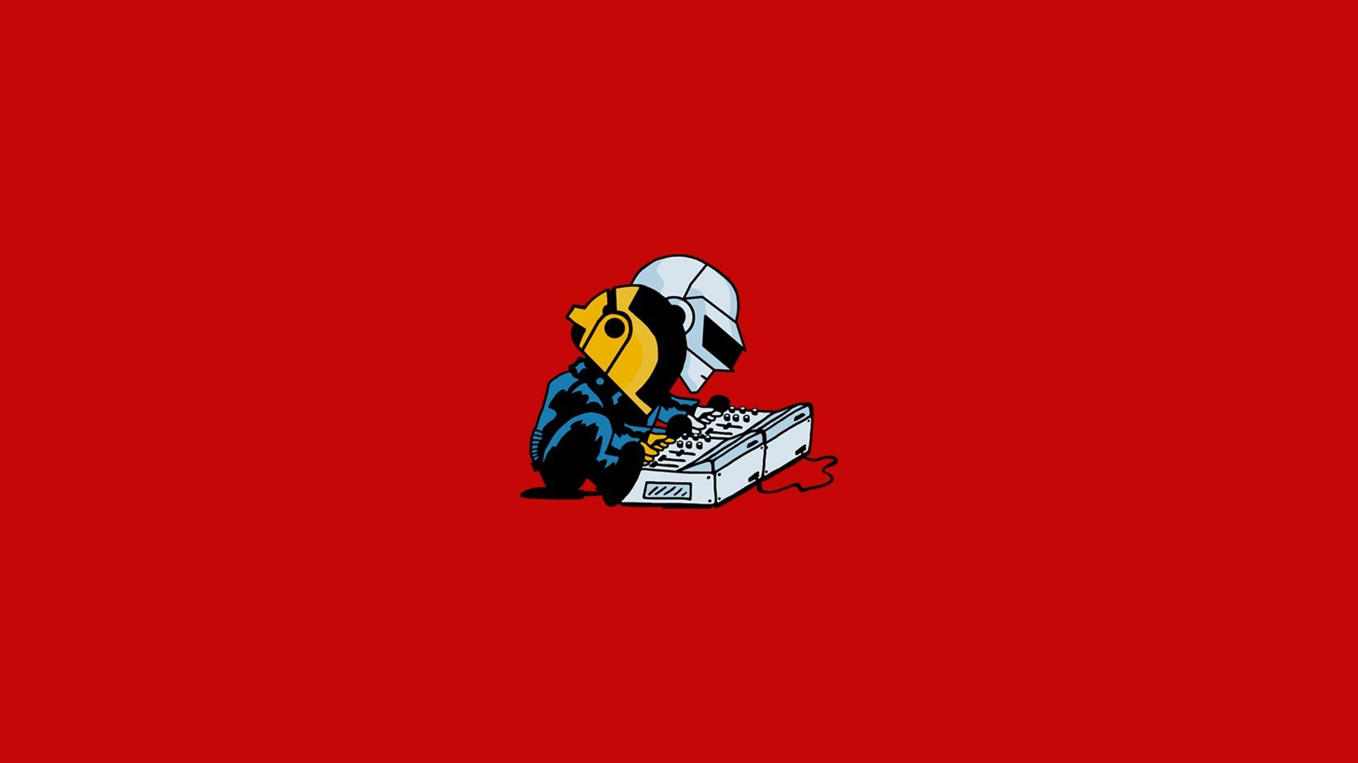 1920x1080 Daft Punk Minimalism Laptop Full HD 1080P HD 4k ...