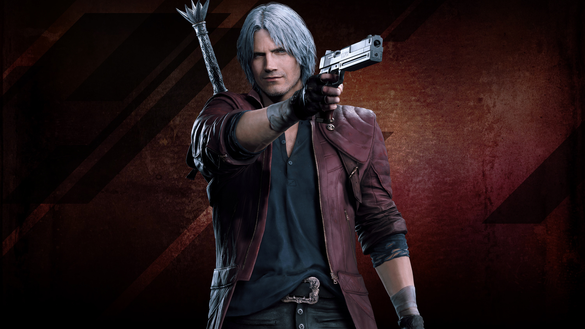 1920x1080 Dante Devil May Cry 4k Laptop Full Hd 1080p Hd 4k