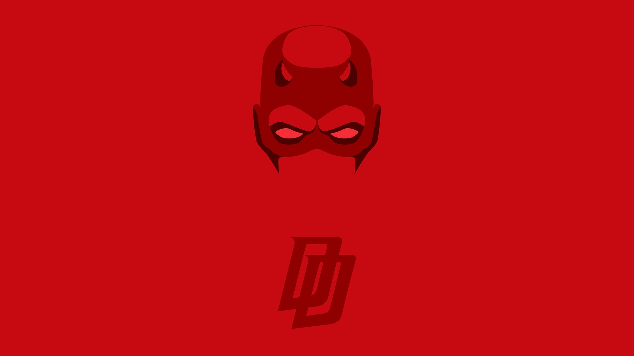 2048x1152 Daredevil Minimalism Resolution HD 4k Wallpapers