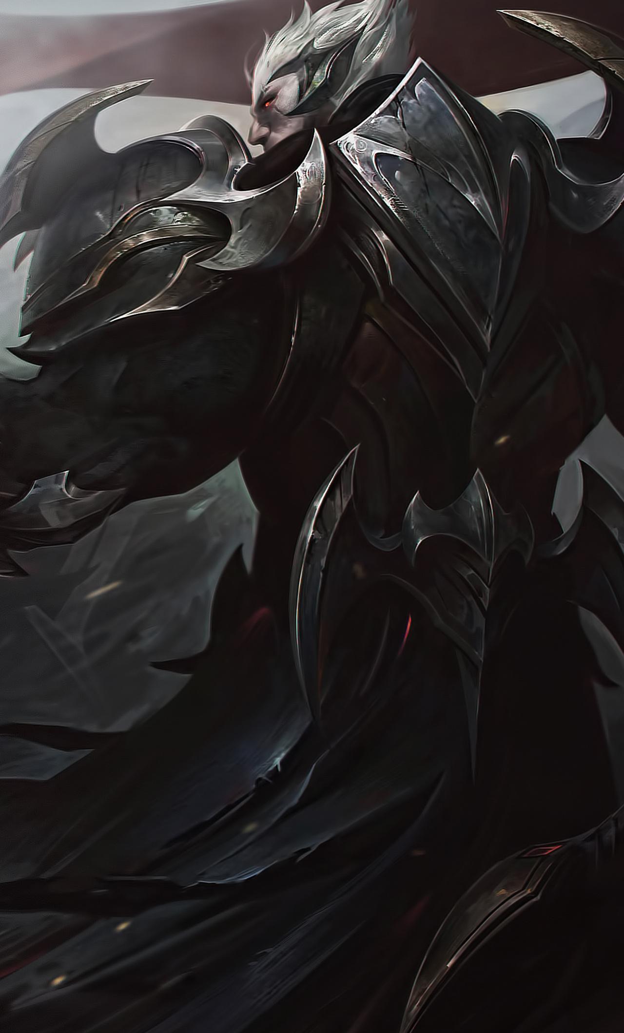 1280x2120 Darius League Of Legends 4k Iphone 6 Hd 4k Wallpapers