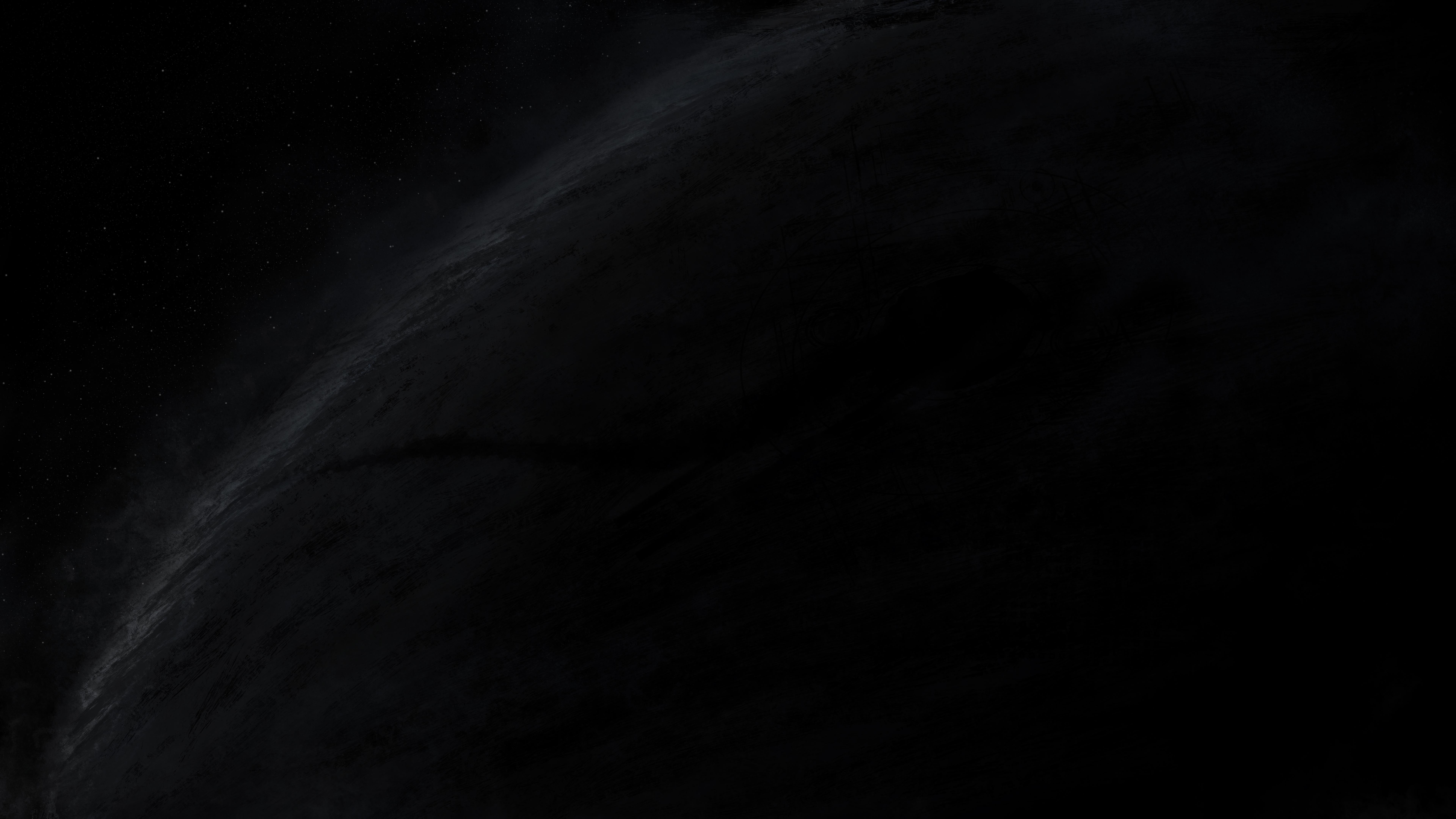 Dark black simple background 8k 0r jpg