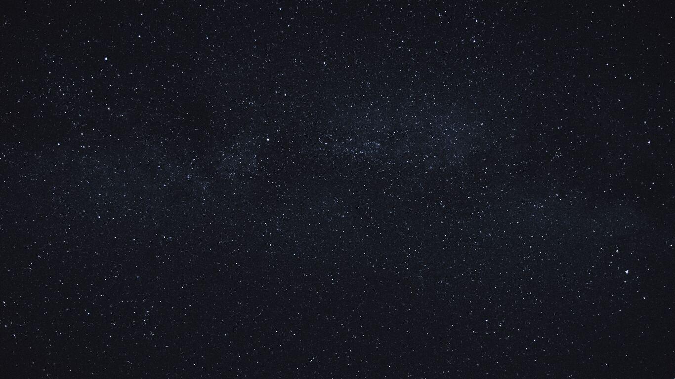 1366x768 Dark Milky Way Galaxy 5k 1366x768 Resolution Hd 4k