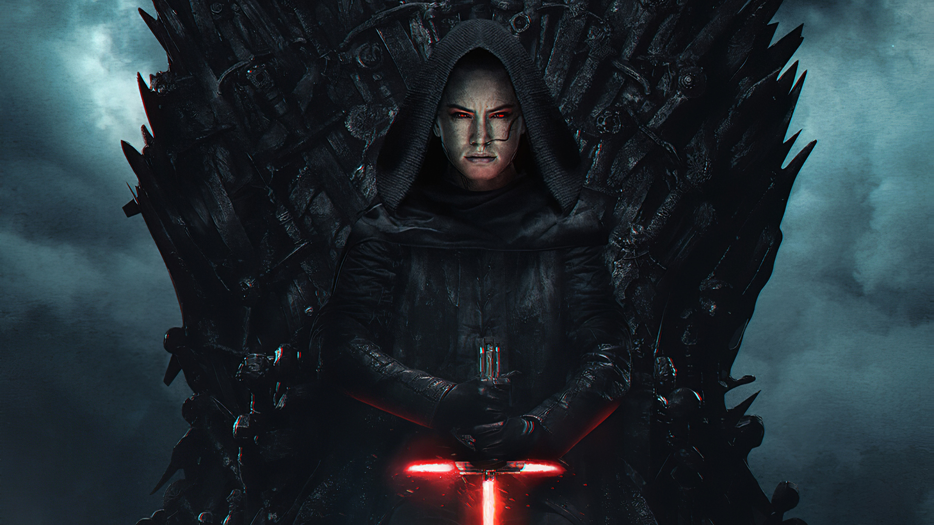 19x1080 Dark Rey Starwars Laptop Full Hd 1080p Hd 4k Wallpapers Images Backgrounds Photos And Pictures