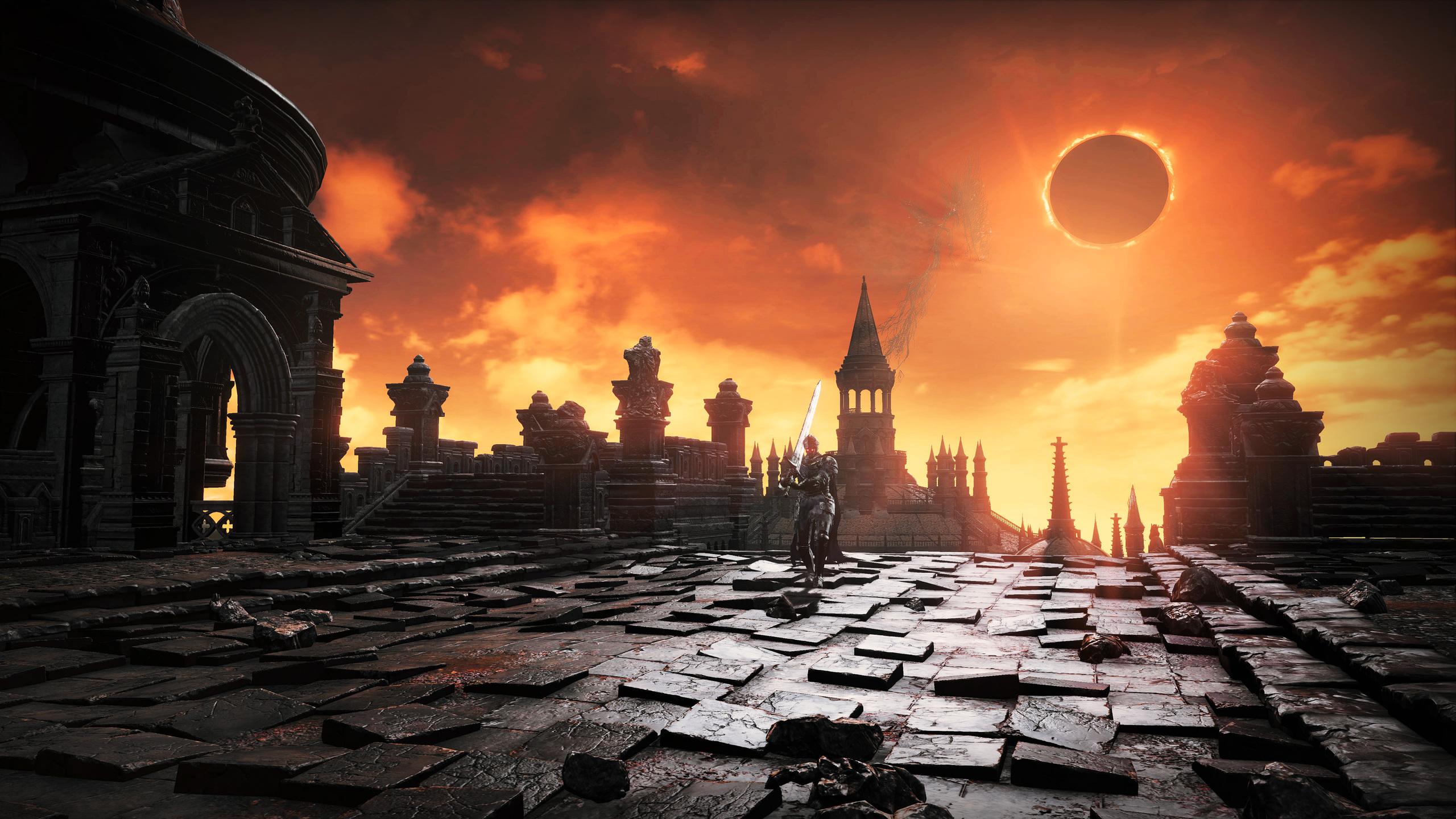 2560x1440 Dark Souls 3 4k 1440P Resolution HD 4k ...