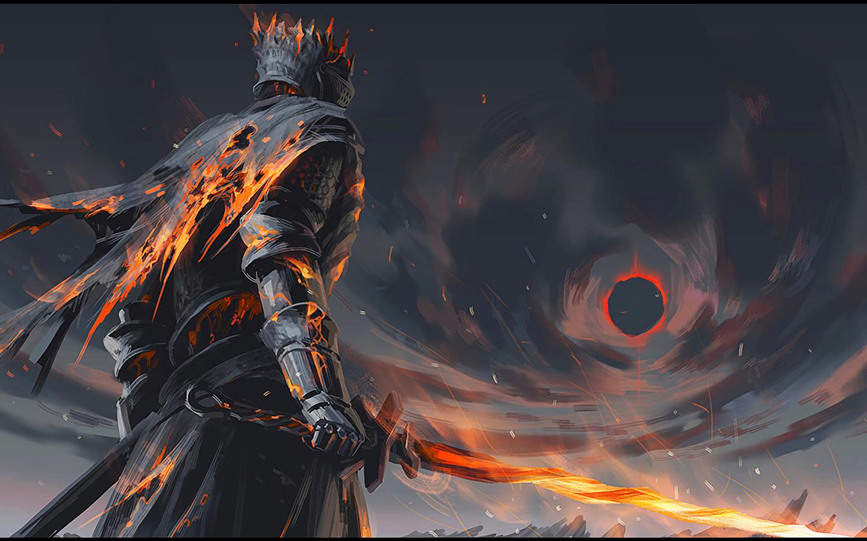 1440x900 Dark Souls 3 Artwork 1440x900 Resolution HD 4k ...