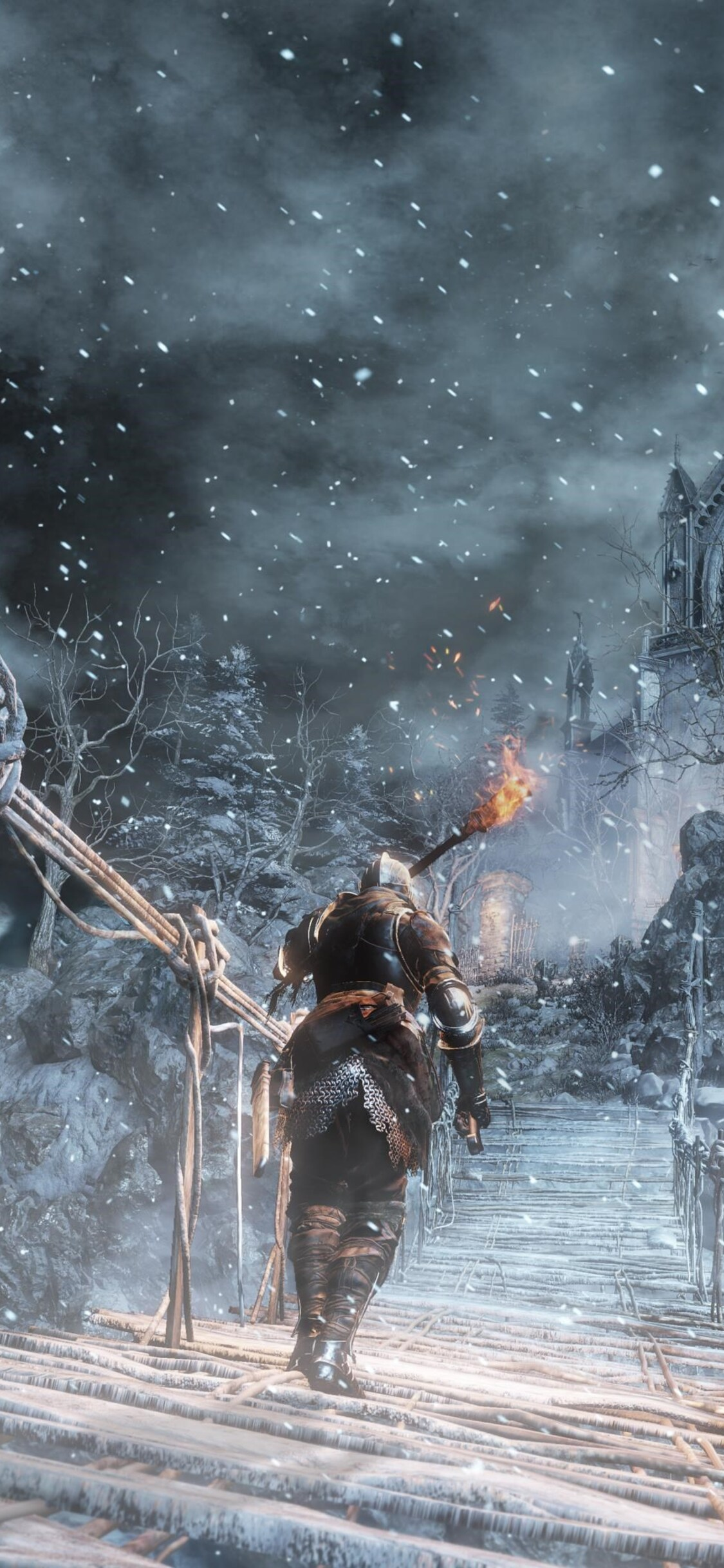 1125x2436 Dark Souls 3 Ashes Of Ariandel Iphone Xs Iphone 10 Iphone