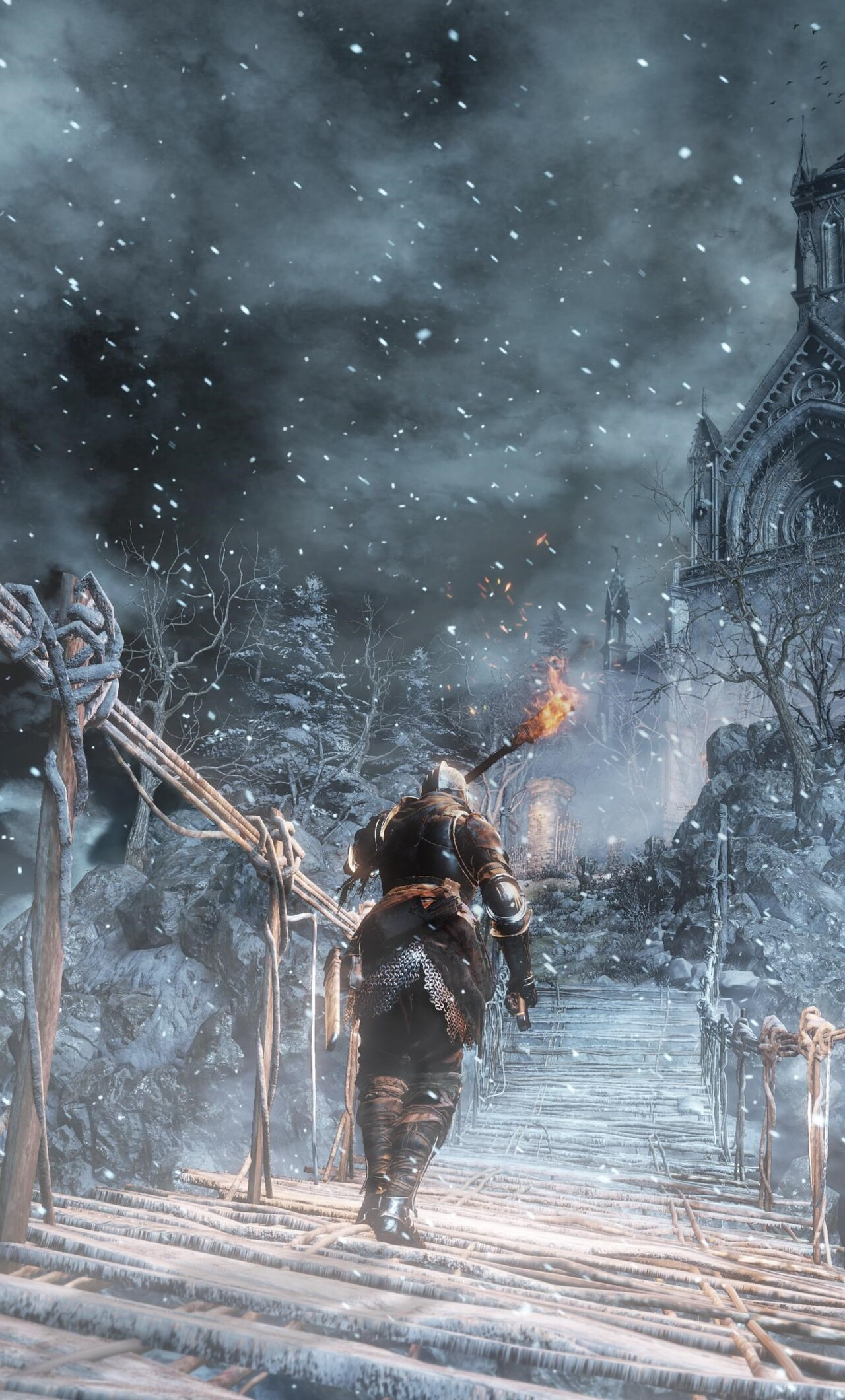 1280x2120 Dark Souls 3 Ashes Of Ariandel Iphone 6 Hd 4k Wallpapers