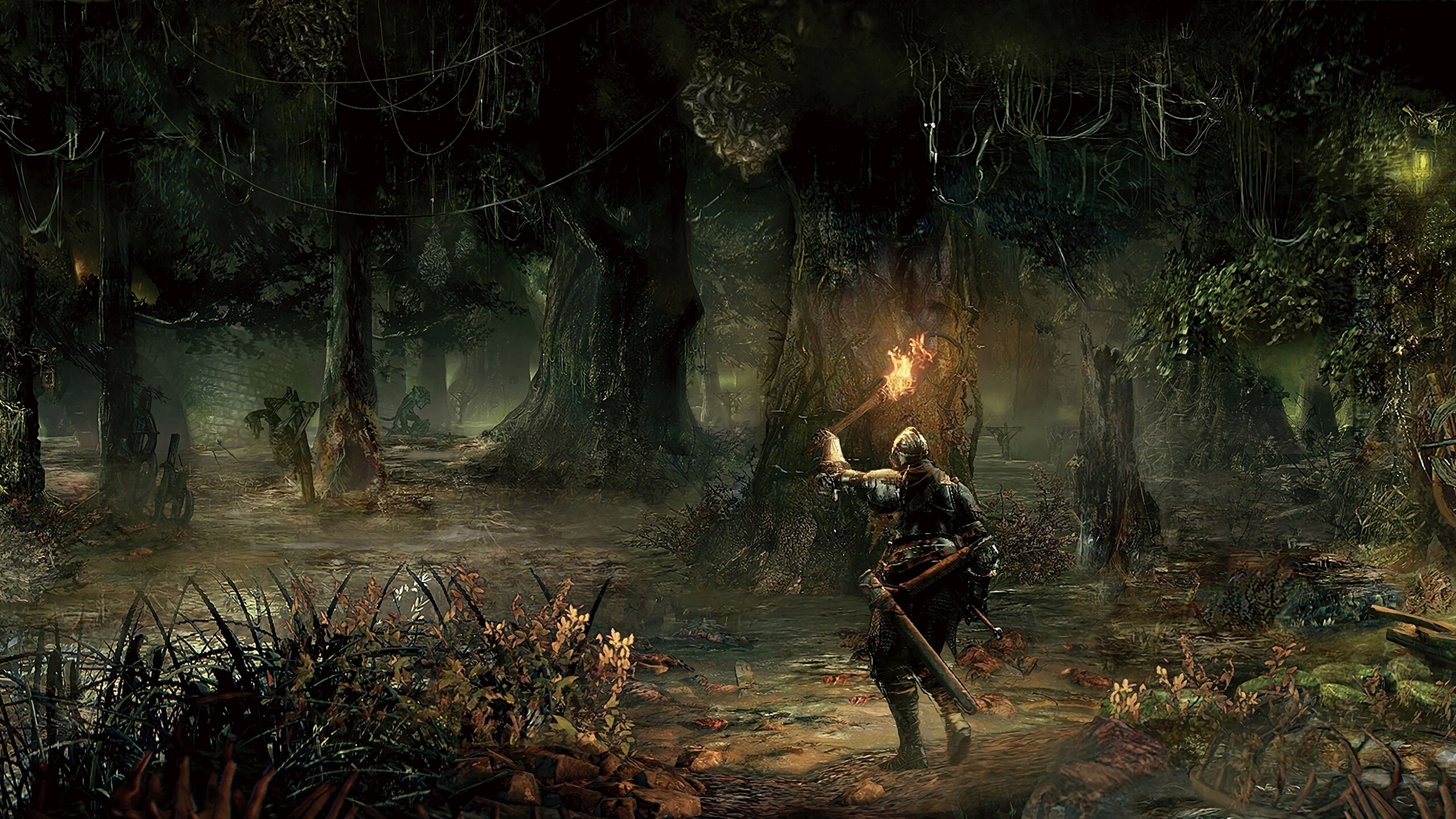Dark Souls Wallpaper 2560x1440