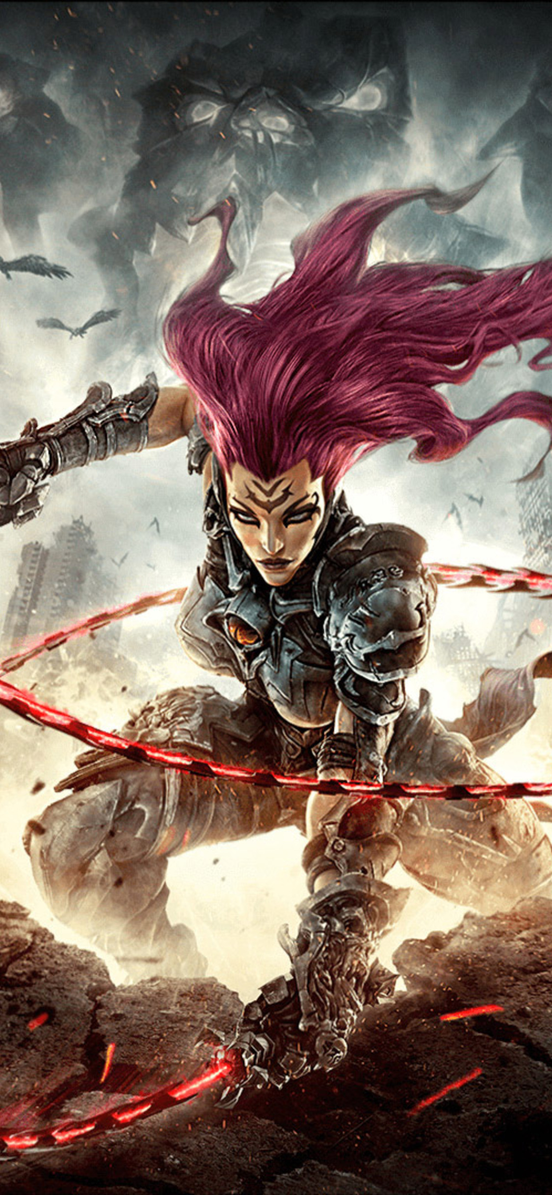 1125x2436 Darksiders Iii Fury Iphone Xs Iphone 10 Iphone X Hd 4k