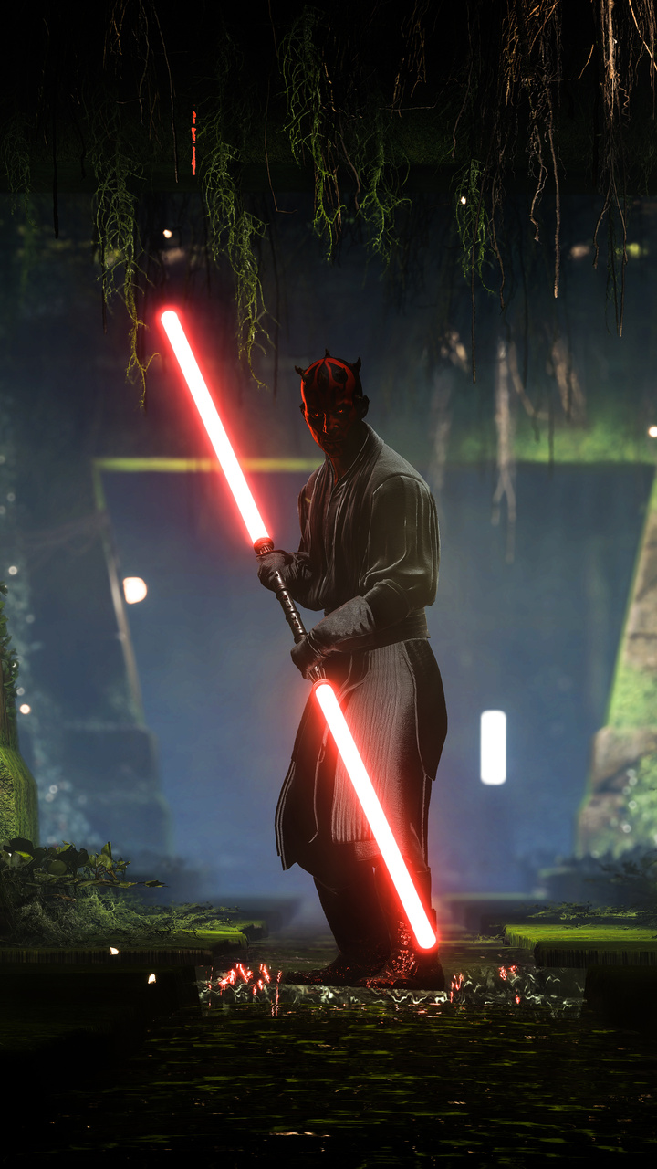 720x1280 Darth Maul Star Wars Battlefront 2 8k Moto G X Xperia Z1 Z3 Compact Galaxy S3 Note Ii Nexus Hd 4k Wallpapers Images Backgrounds Photos And Pictures