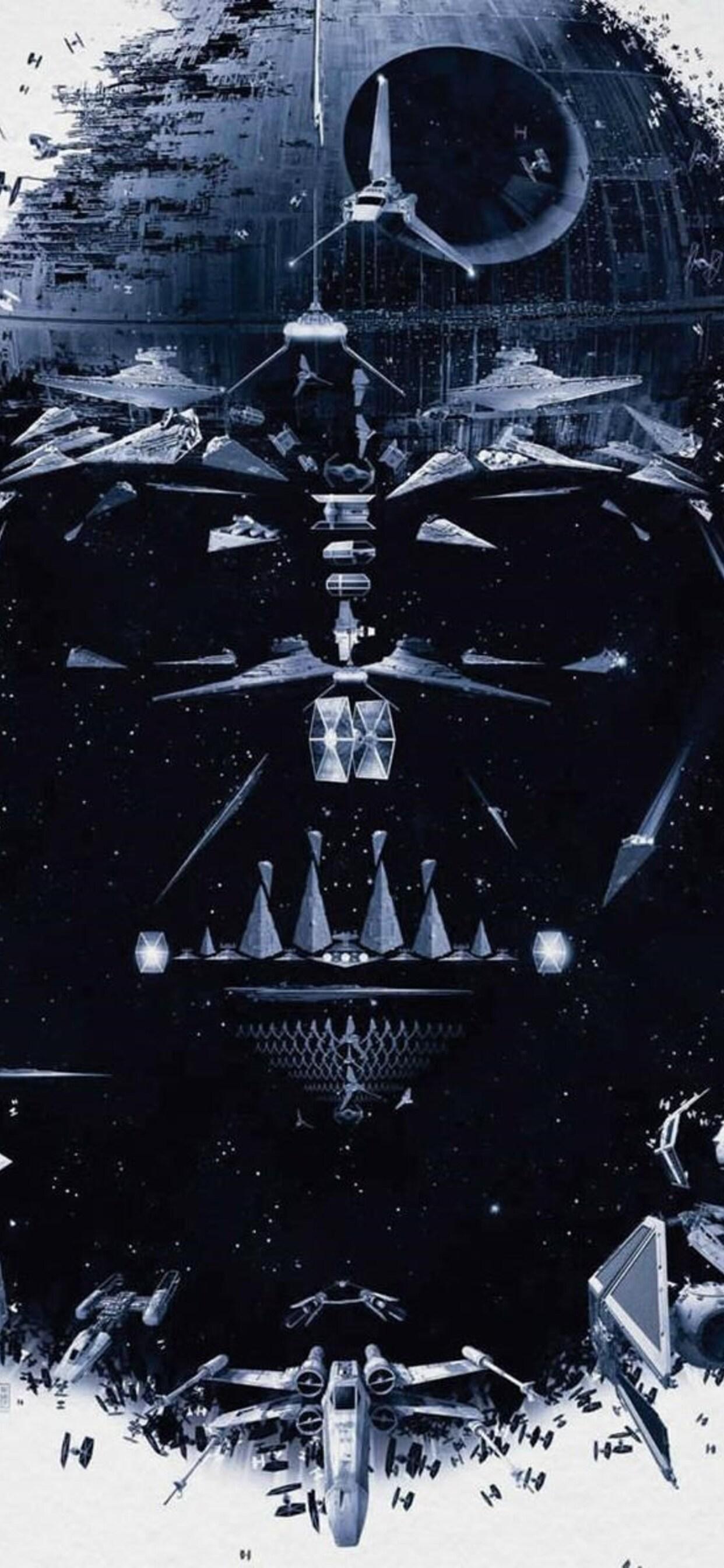 1242x2688 Darth Vader Amazing Art Iphone Xs Max Hd 4k
