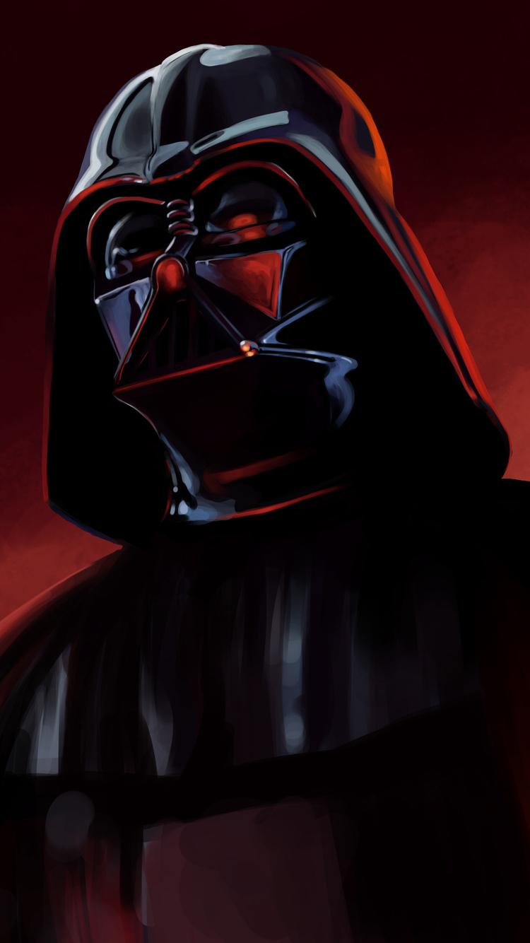 750x1334 Darth Vader Arts Iphone 6 Iphone 6s Iphone 7 Hd 4k
