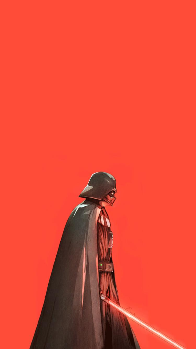 750x1334 Darth Vader Artwork Hd Iphone 6 Iphone 6s Iphone