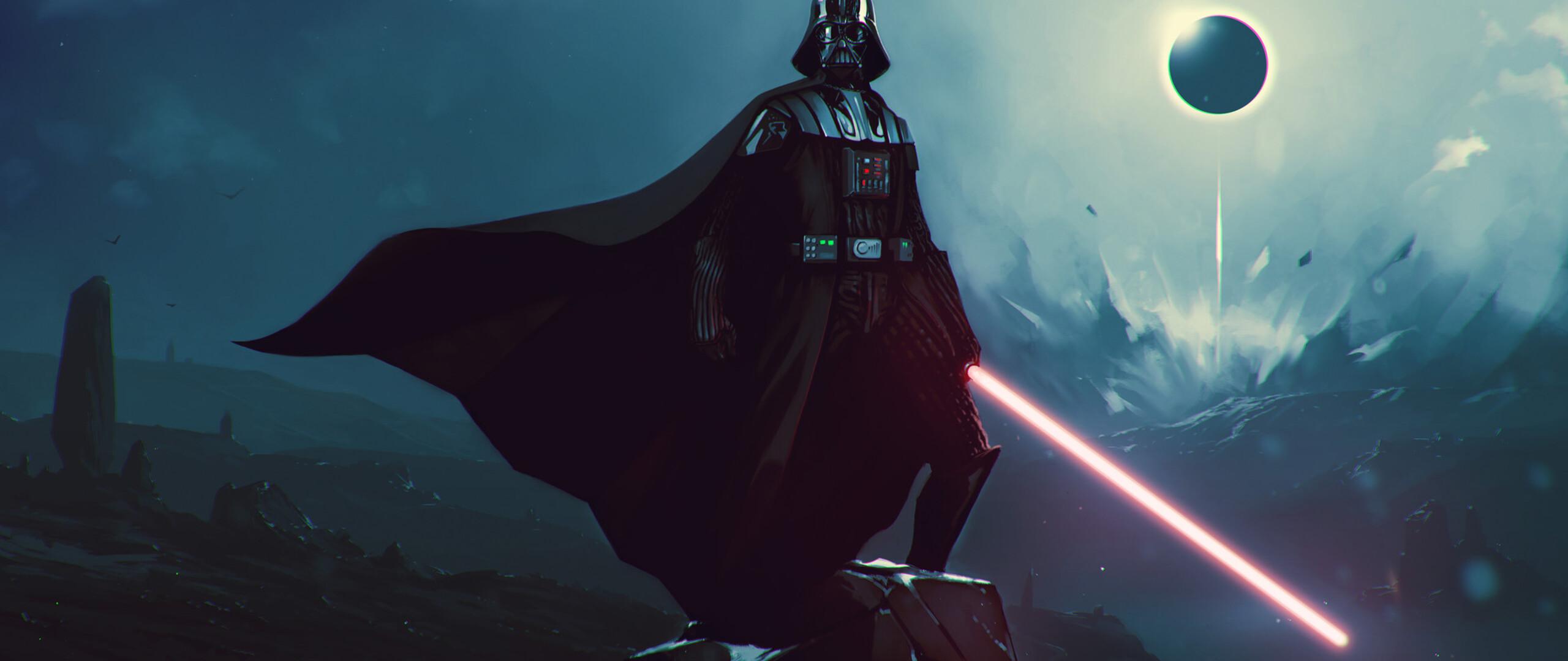 Photo Collection 2560X1080 Wallpaper Darth Vader