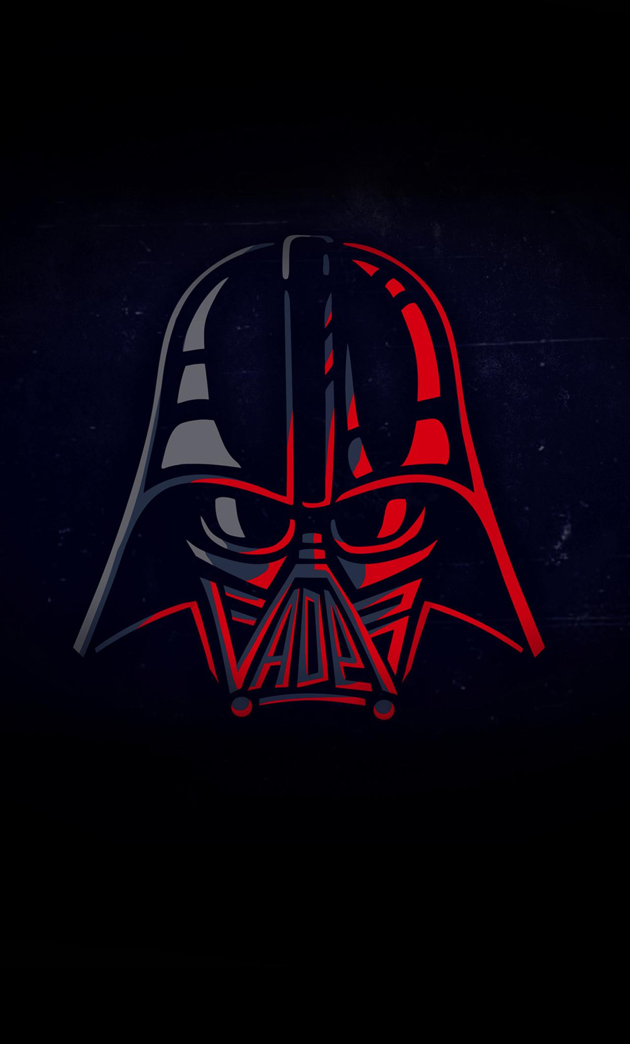 1280x2120 Darth Vader Minimal 4k Iphone 6 Hd 4k Wallpapers
