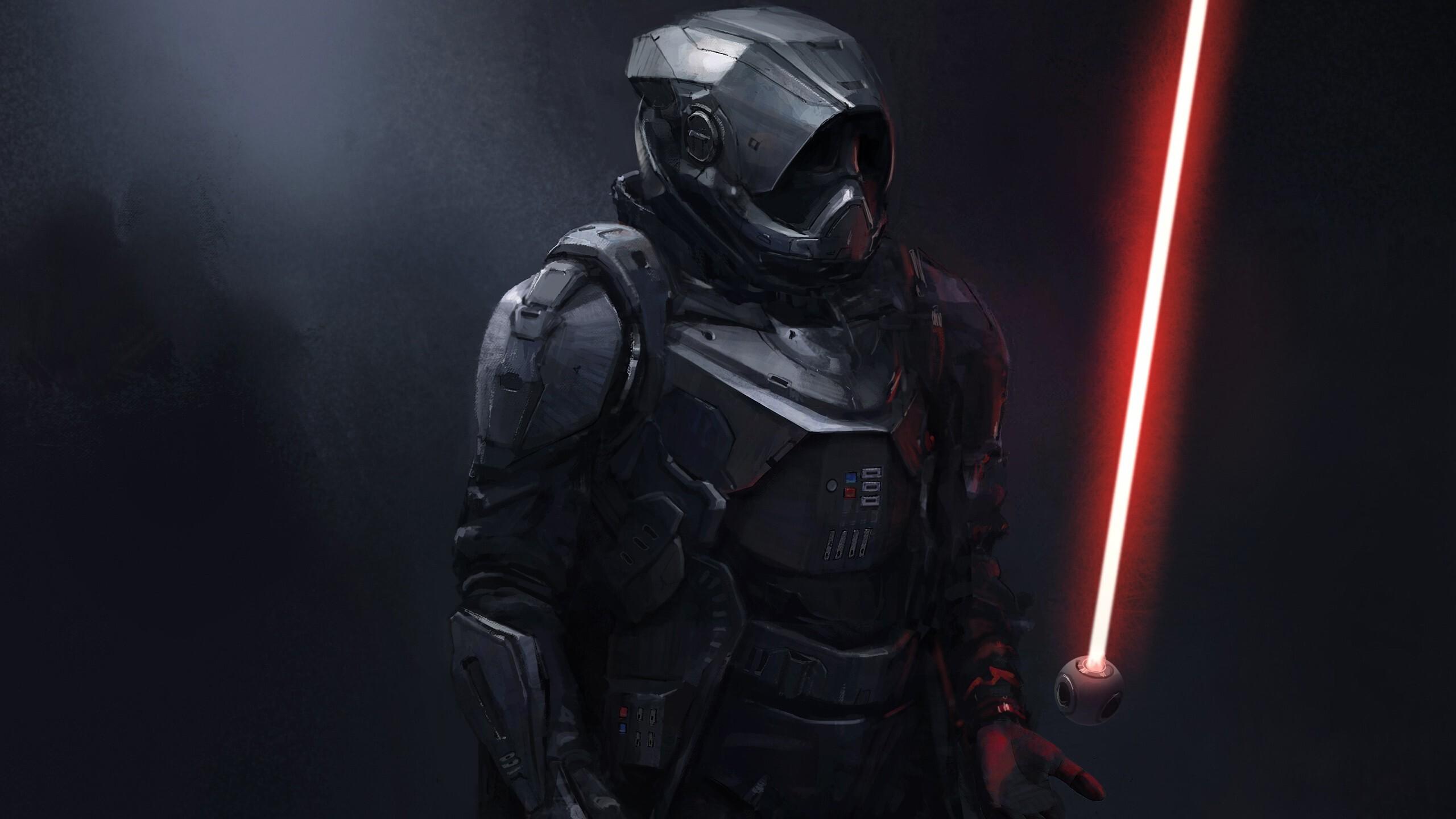 2560x1440 Darth Vader Star Wars 1440P Resolution HD 4k