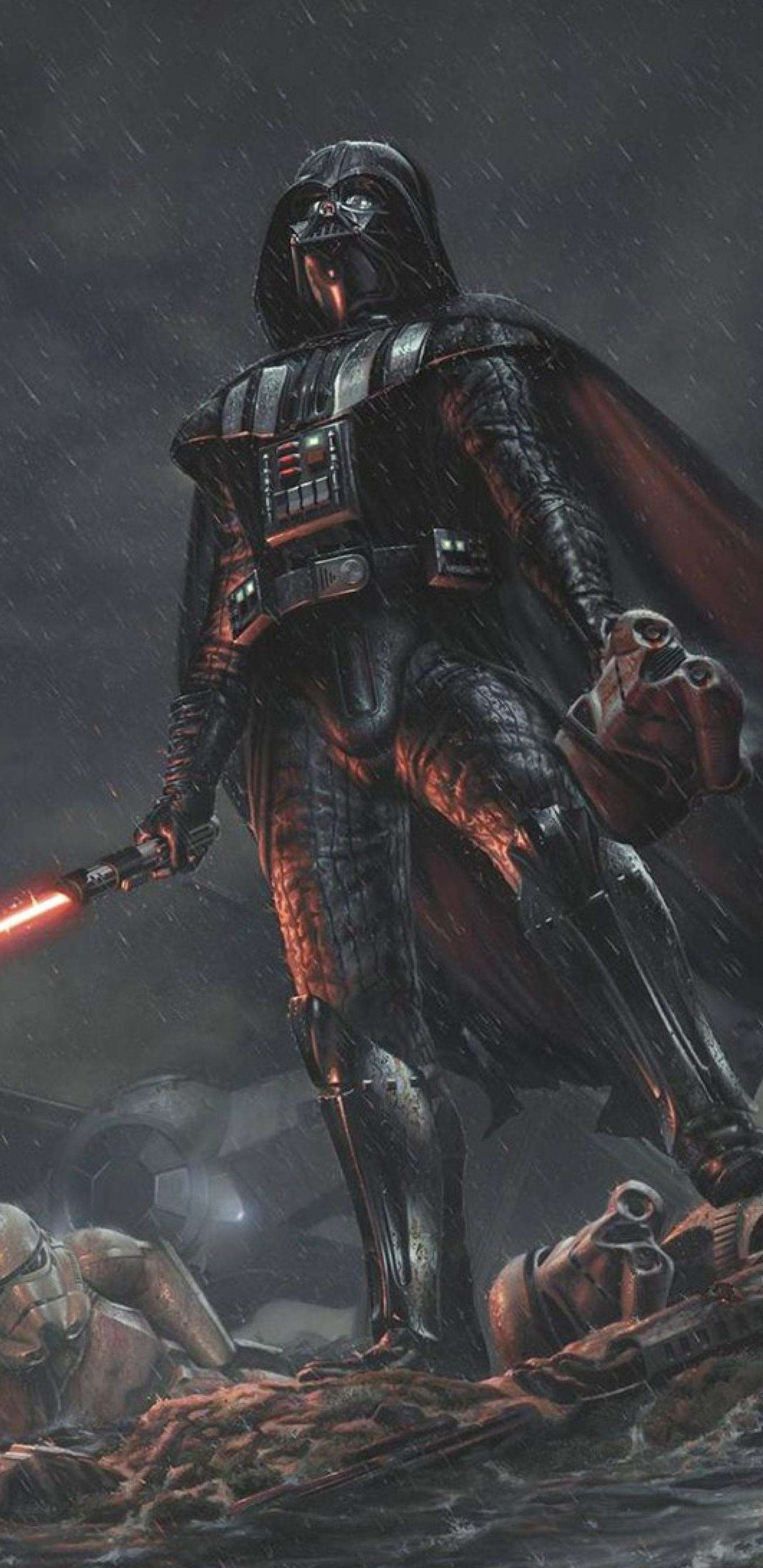 1440x2960 Darth Vader Star Wars 4k Samsung Galaxy Note 9,8 ...
