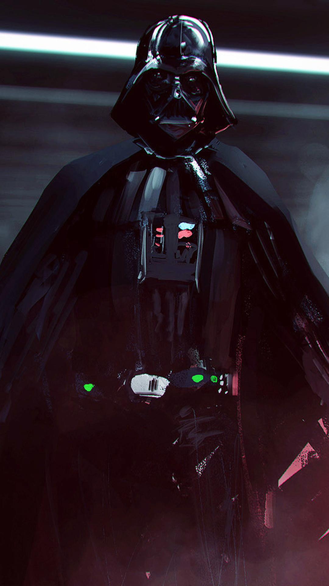 1080x1920 Darth Vader Star Wars Battlefront 2 Concept Art