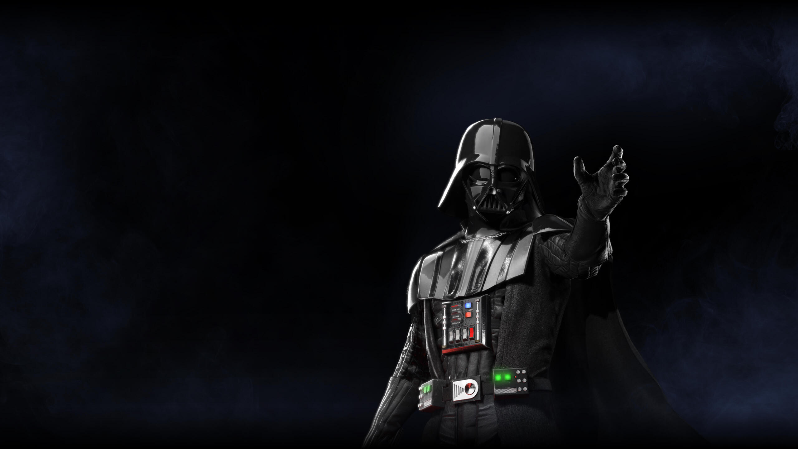 2560x1440 Darth Vader Star Wars Battlefront 2 1440p Resolution Hd 4k Wallpapers Images Backgrounds Photos And Pictures