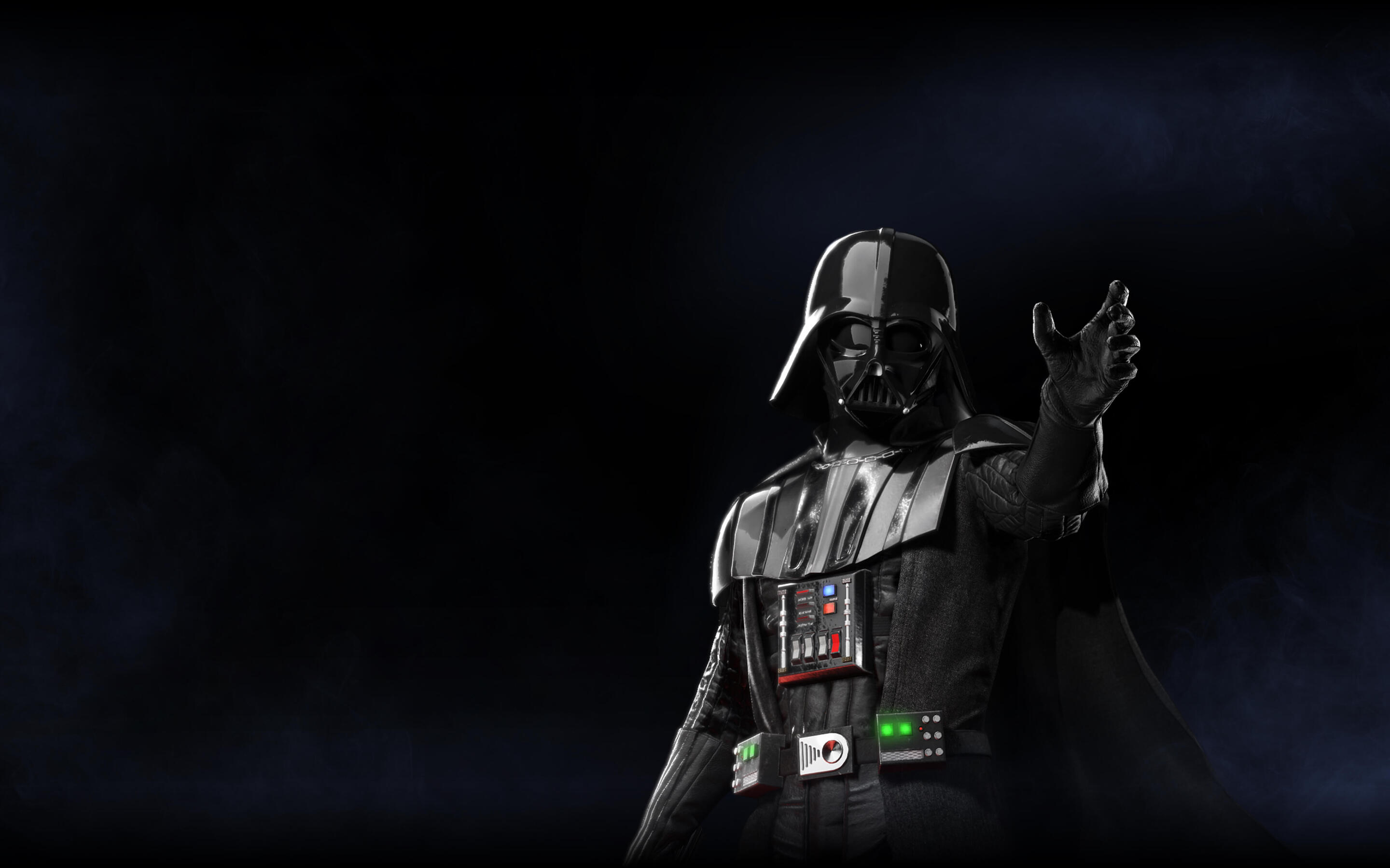 2880x1800 Darth Vader Star Wars Battlefront 2 Macbook Pro Retina HD 4k Wallpapers, Images, Backgrounds, Photos and Pictures