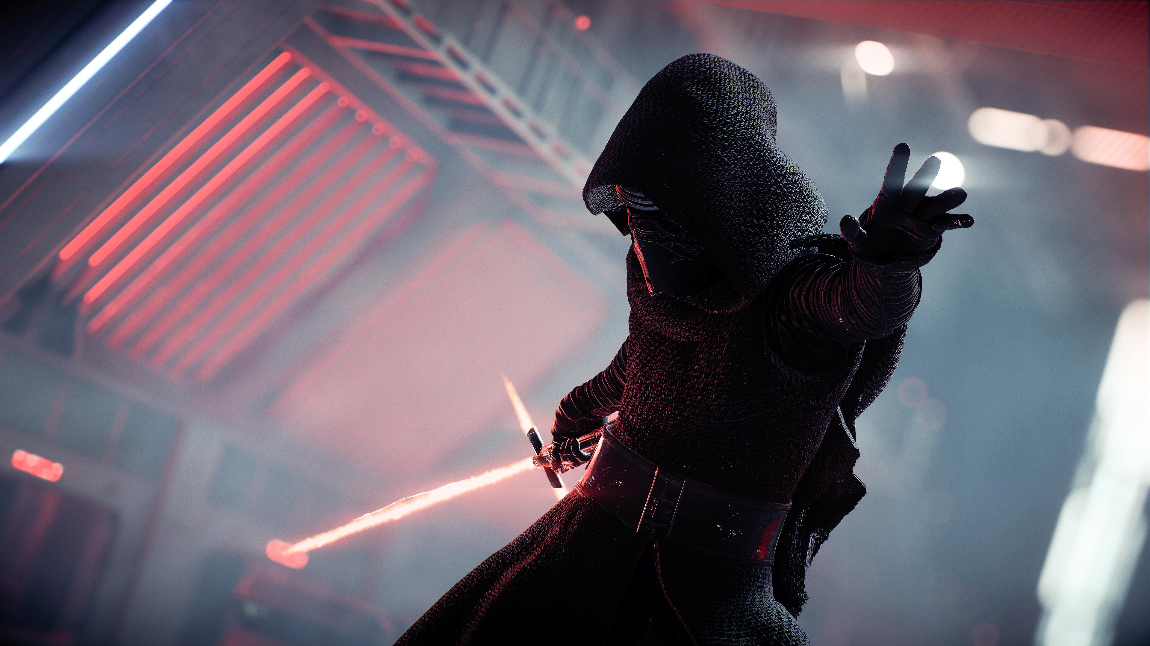3840x2160 Darth Vader Star Wars Battlefront 4k 4k Hd 4k
