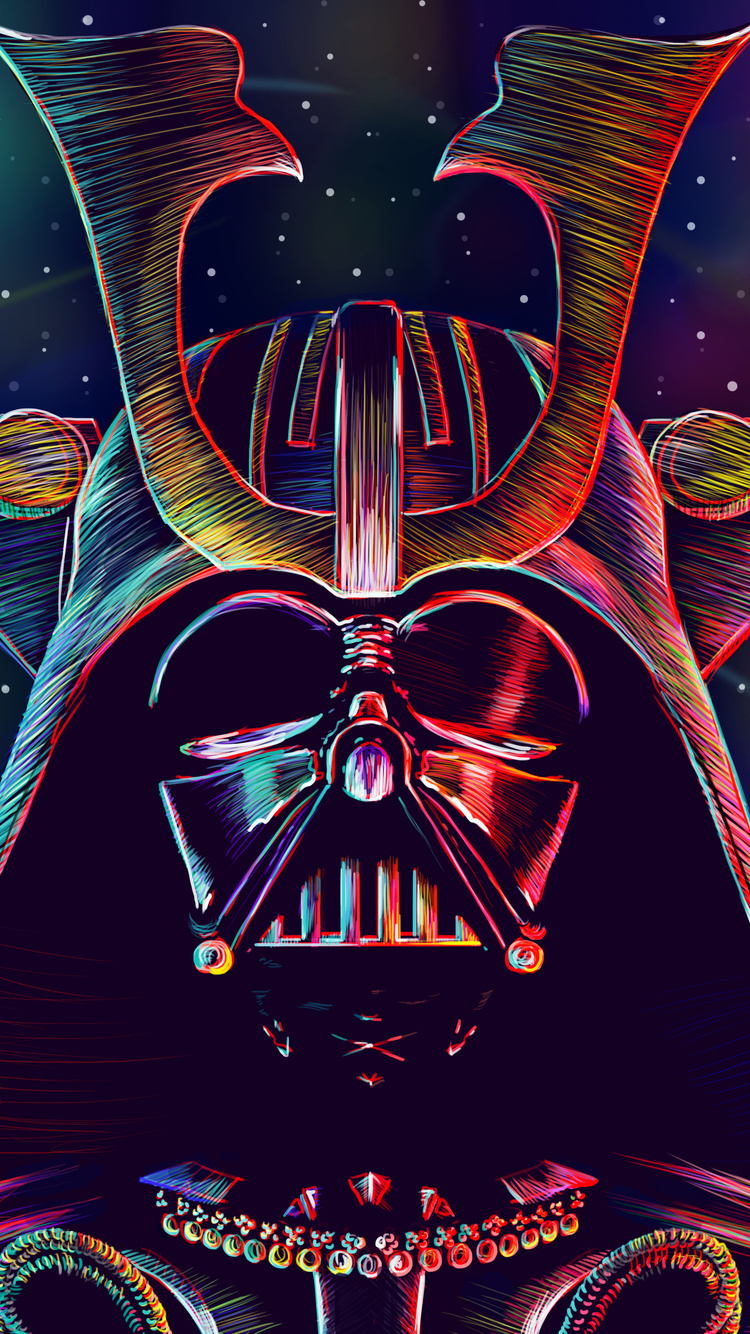 750x1334 Darth Vader Supervillain 4k Iphone 6 Iphone 6s