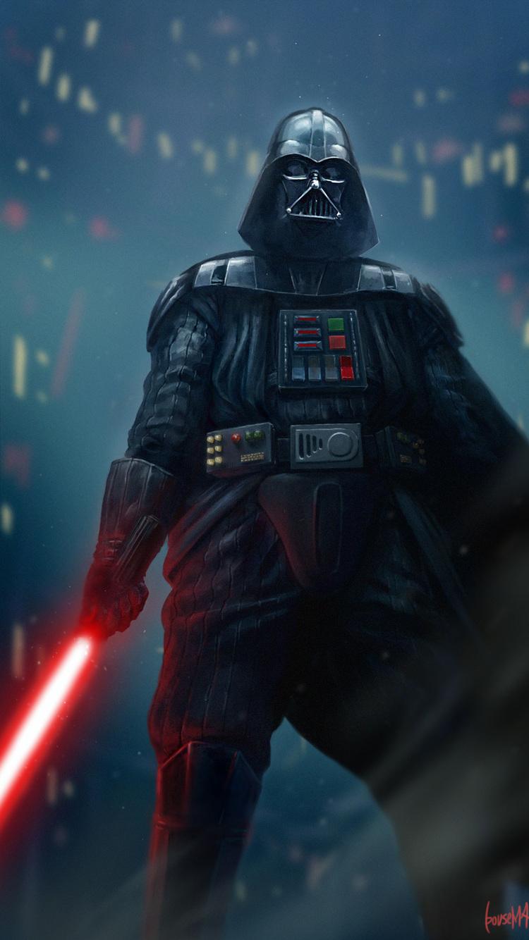 750x1334 Darth Vader Supervillain Iphone 6 Iphone 6s
