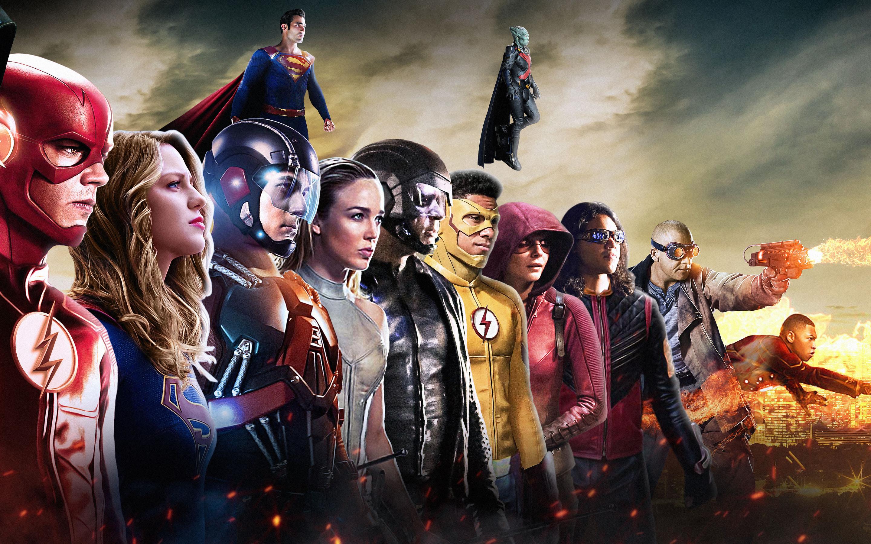 Fantastic Wallpaper Macbook Superhero - dc-cw-all-superheroes-gs-2880x1800  Perfect Image Reference_97139.jpg