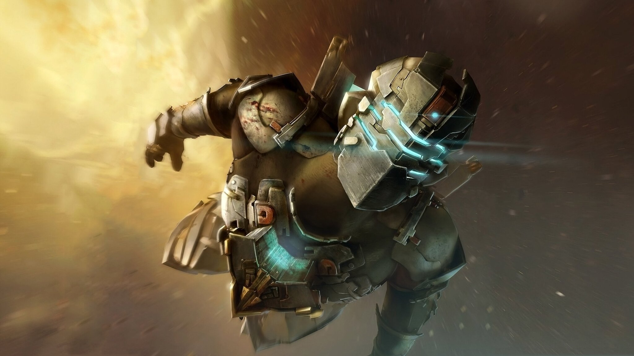 2048x1152 Dead Space 2 Video Game 2048x1152 Resolution Hd 4k