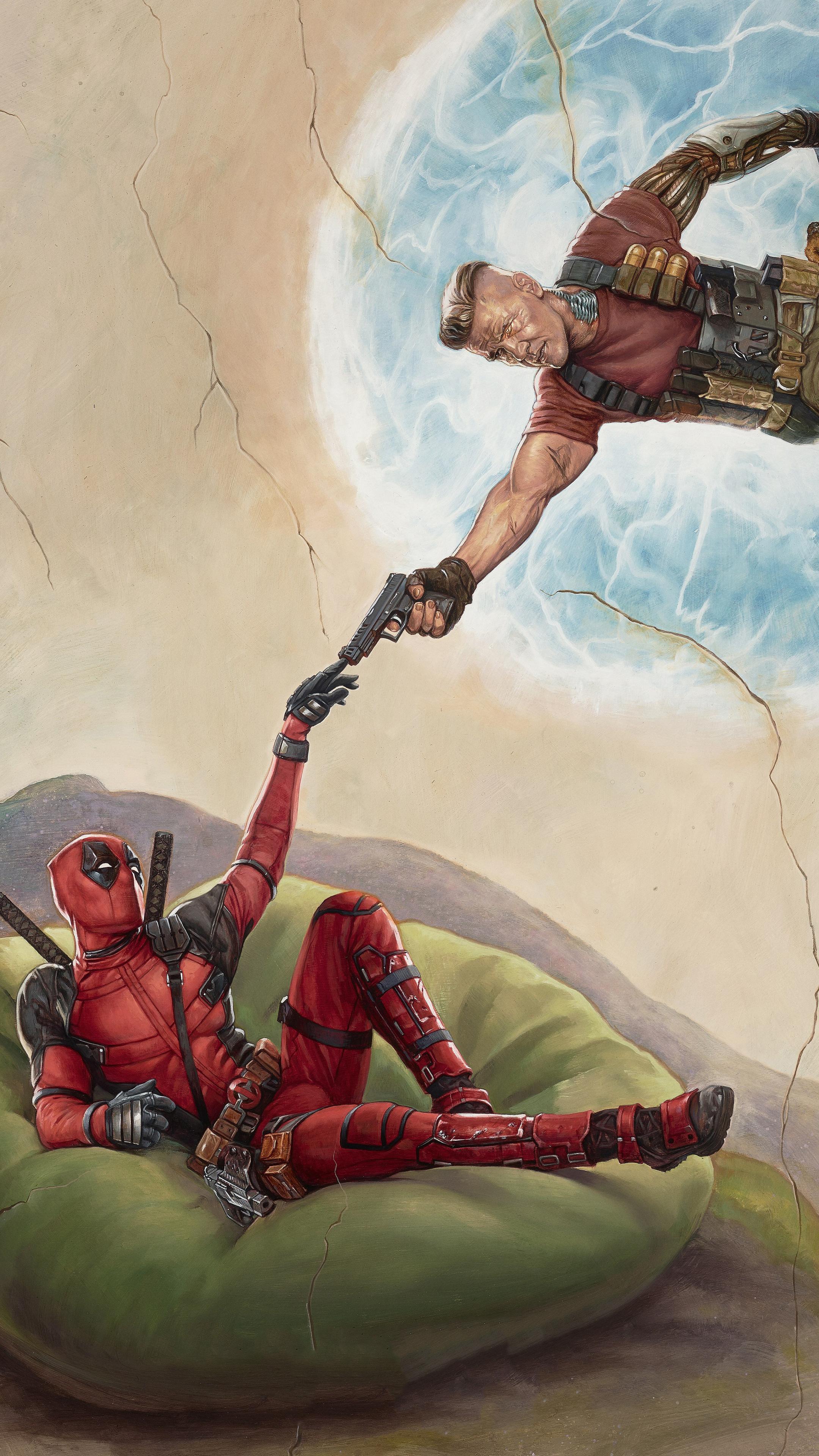 Deadpool 2 Sprüche