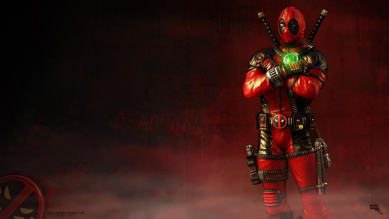 Deadpool 2 3d