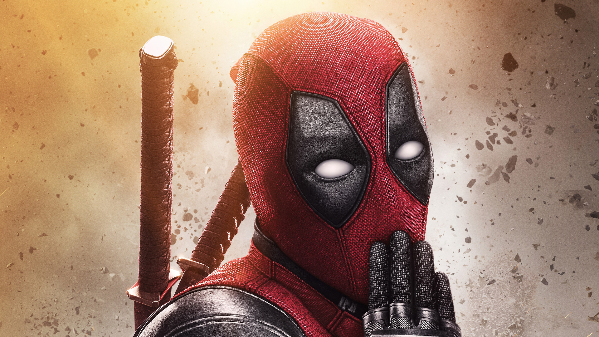 1920x1080 Deadpool 2 5k New Poster Laptop Full HD 1080P HD ...