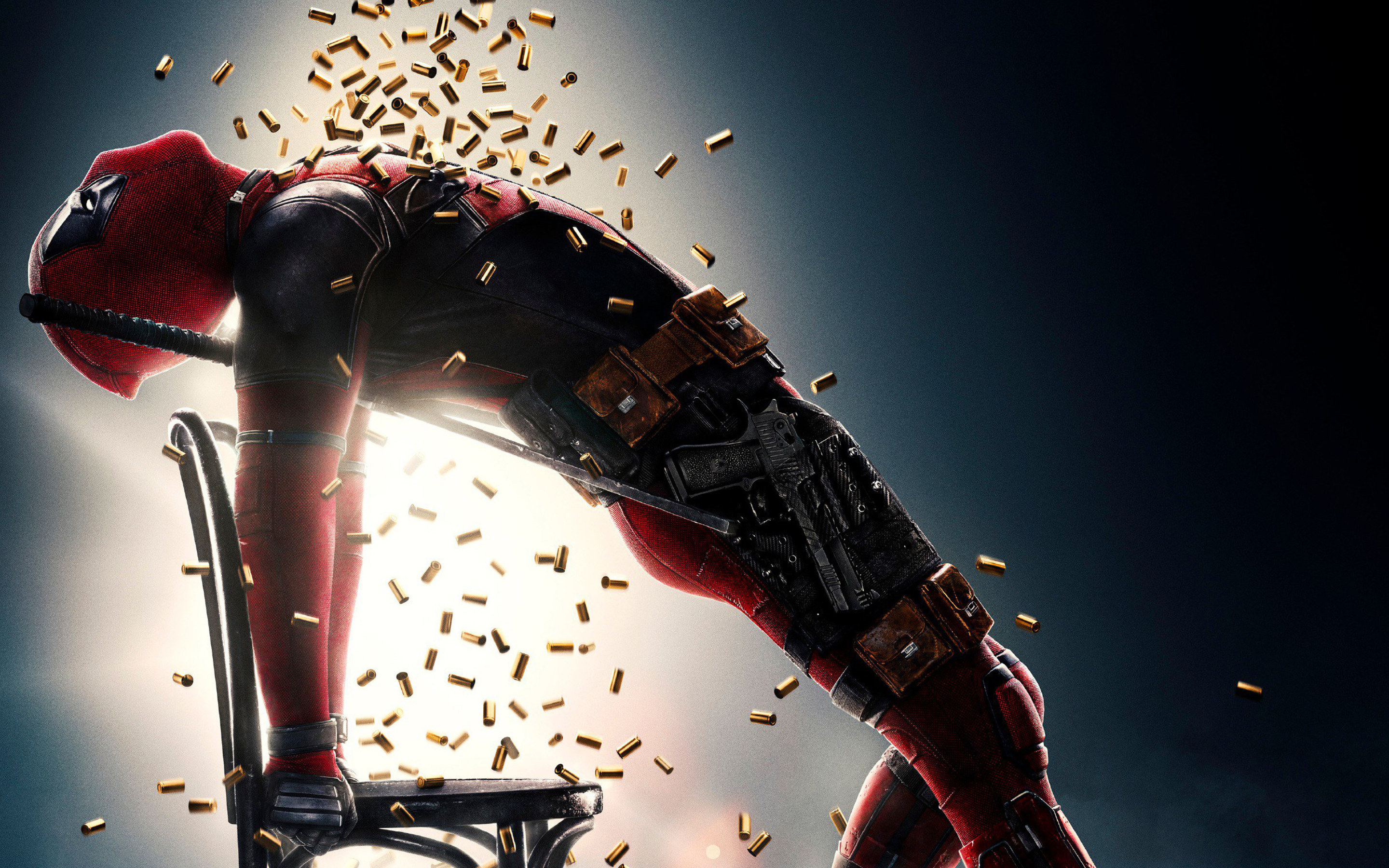 2880x1800 Deadpool 2 Poster 2018 Movie Macbook Pro Retina Hd 4k