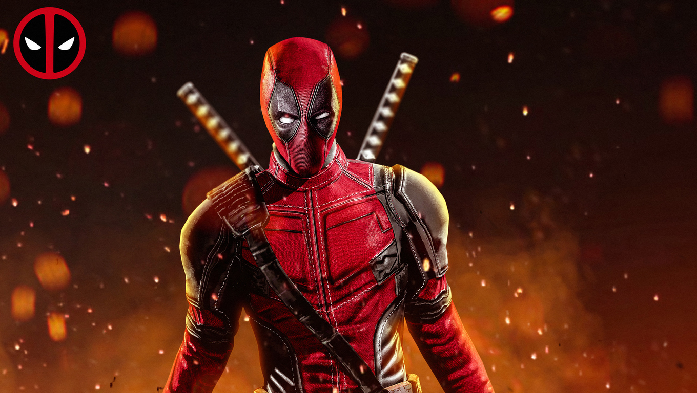 1360x768 Deadpool 4k 2019 Laptop HD HD 4k Wallpapers ...