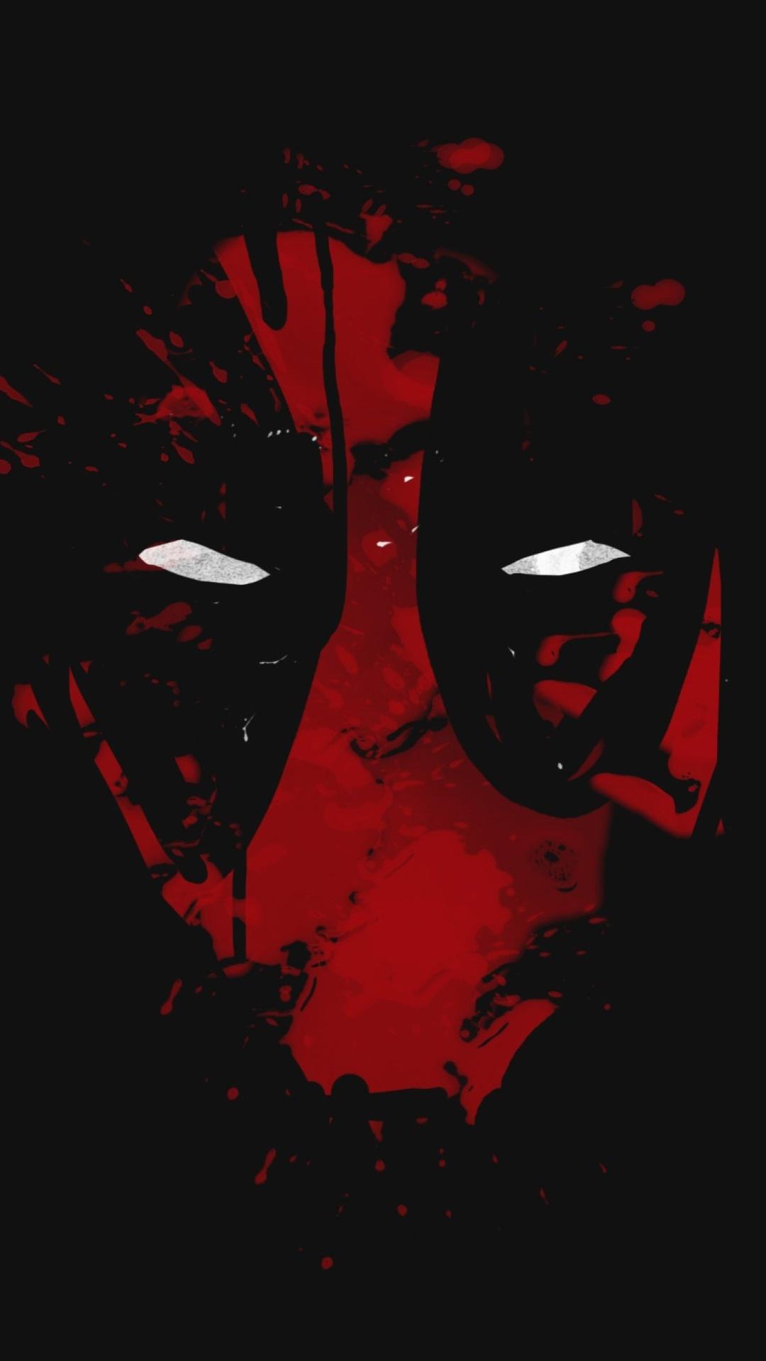 Deadpool Abstract 4k 80
