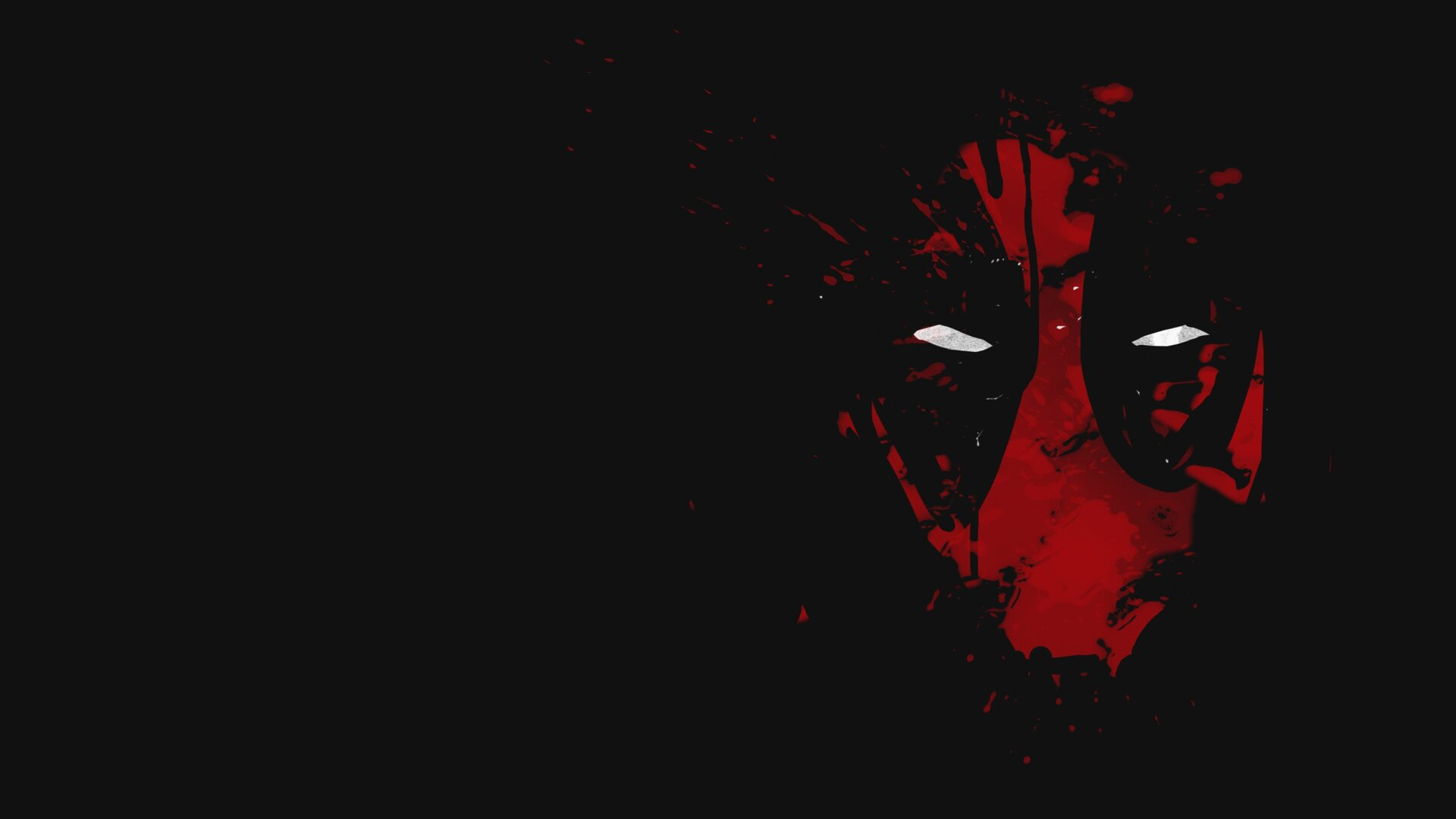 1920x1080 Deadpool Abstract 4k Laptop Full HD 1080P HD 4k ...