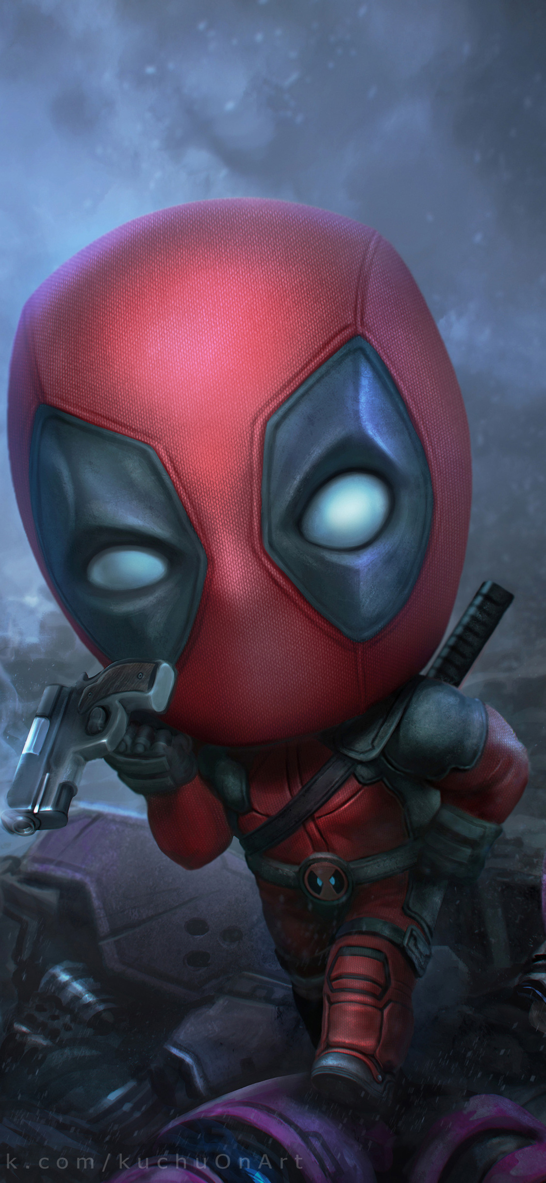 Deadpool Fan Art Z9
