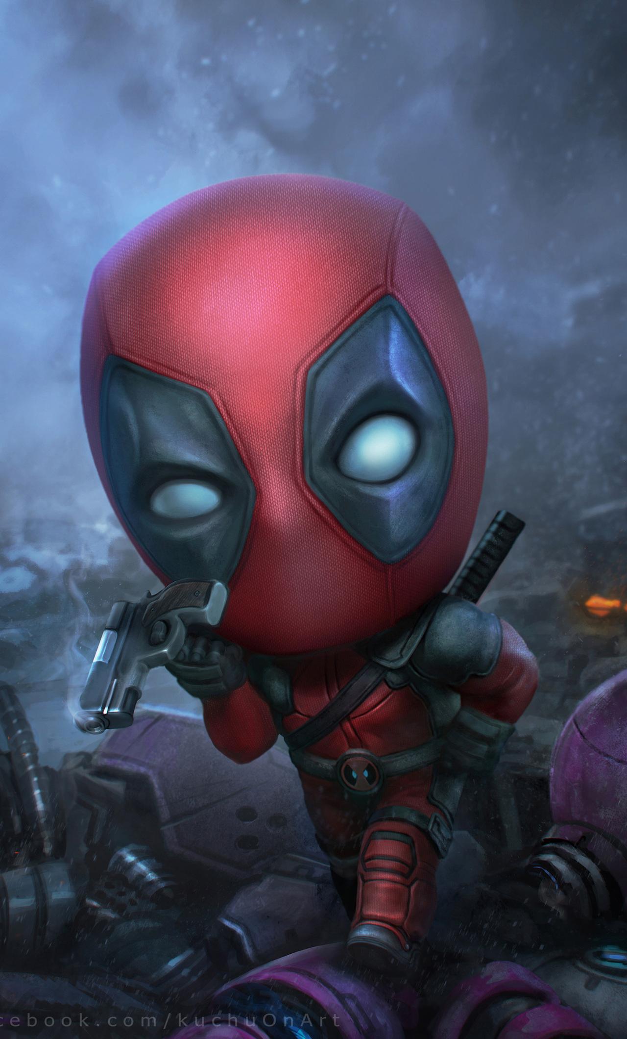 Deadpool Fan Art Z9