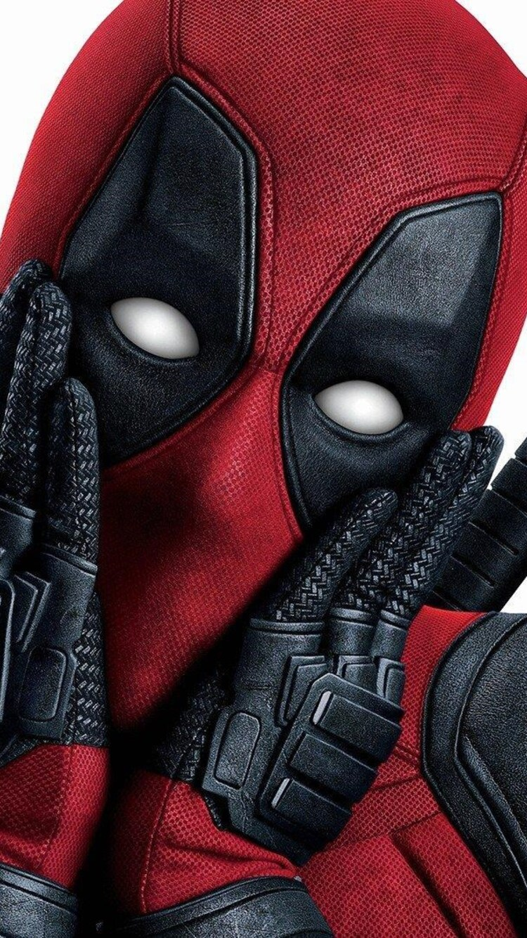 750x1334 deadpool funny emotions iphone 6 iphone 6s iphone 7 hd 4k deadpool funny emotionsg voltagebd Gallery