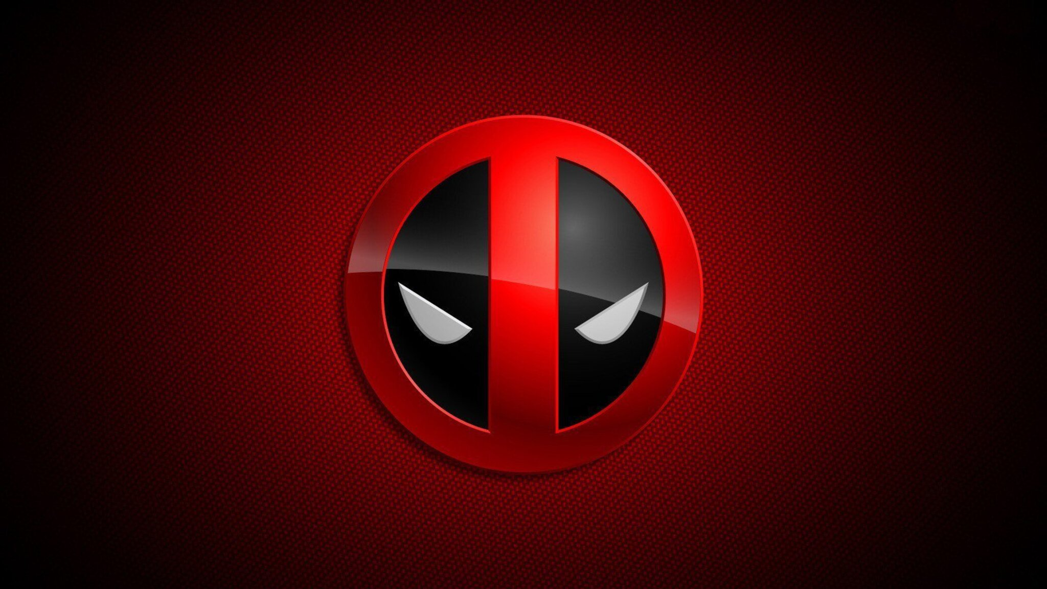 download deadpool game logo hd 4k wallpapers in 2048x1152