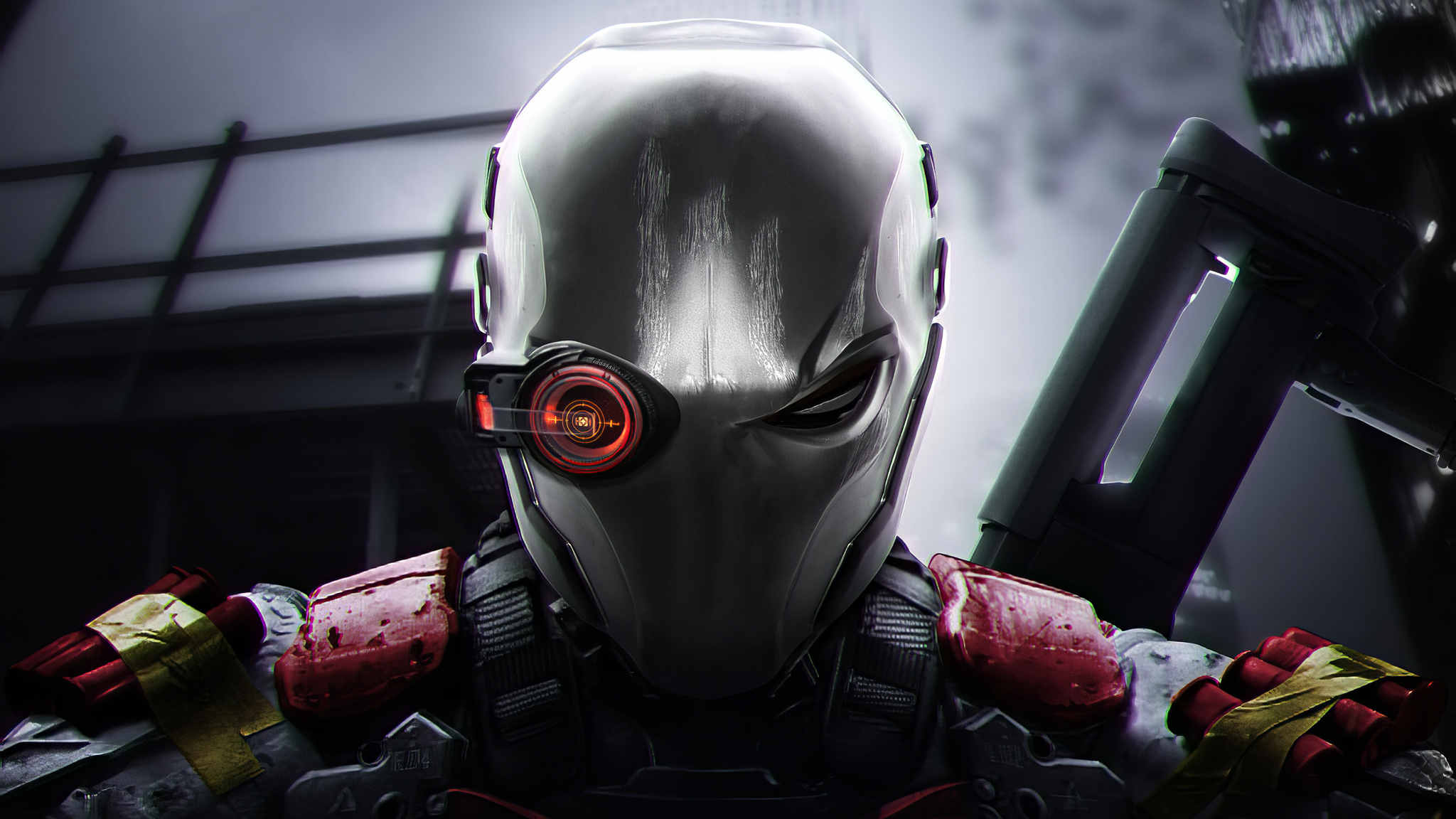 2048x1152 Deadshot 4k 2020 2048x1152 Resolution Hd 4k Wallpapers Images Backgrounds Photos And Pictures