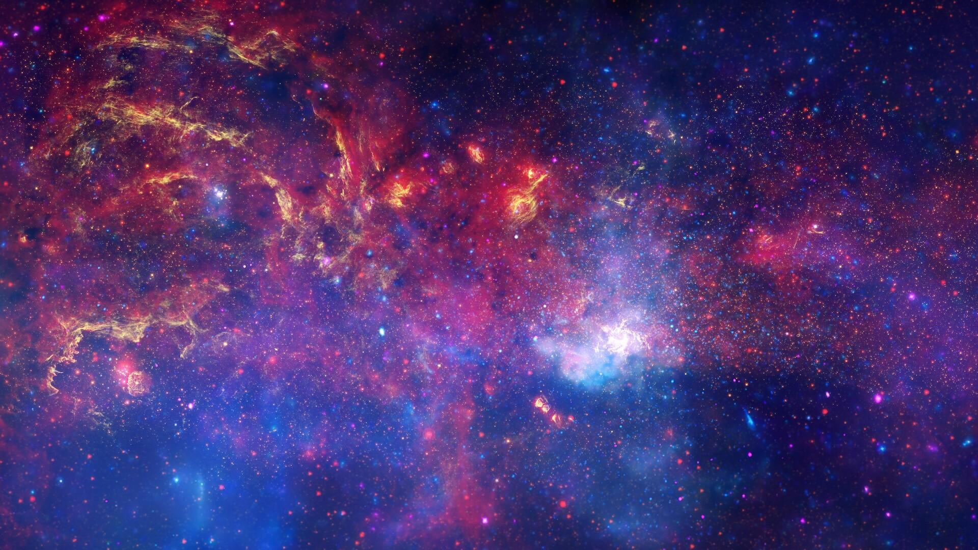 deep space stars galaxy b6
