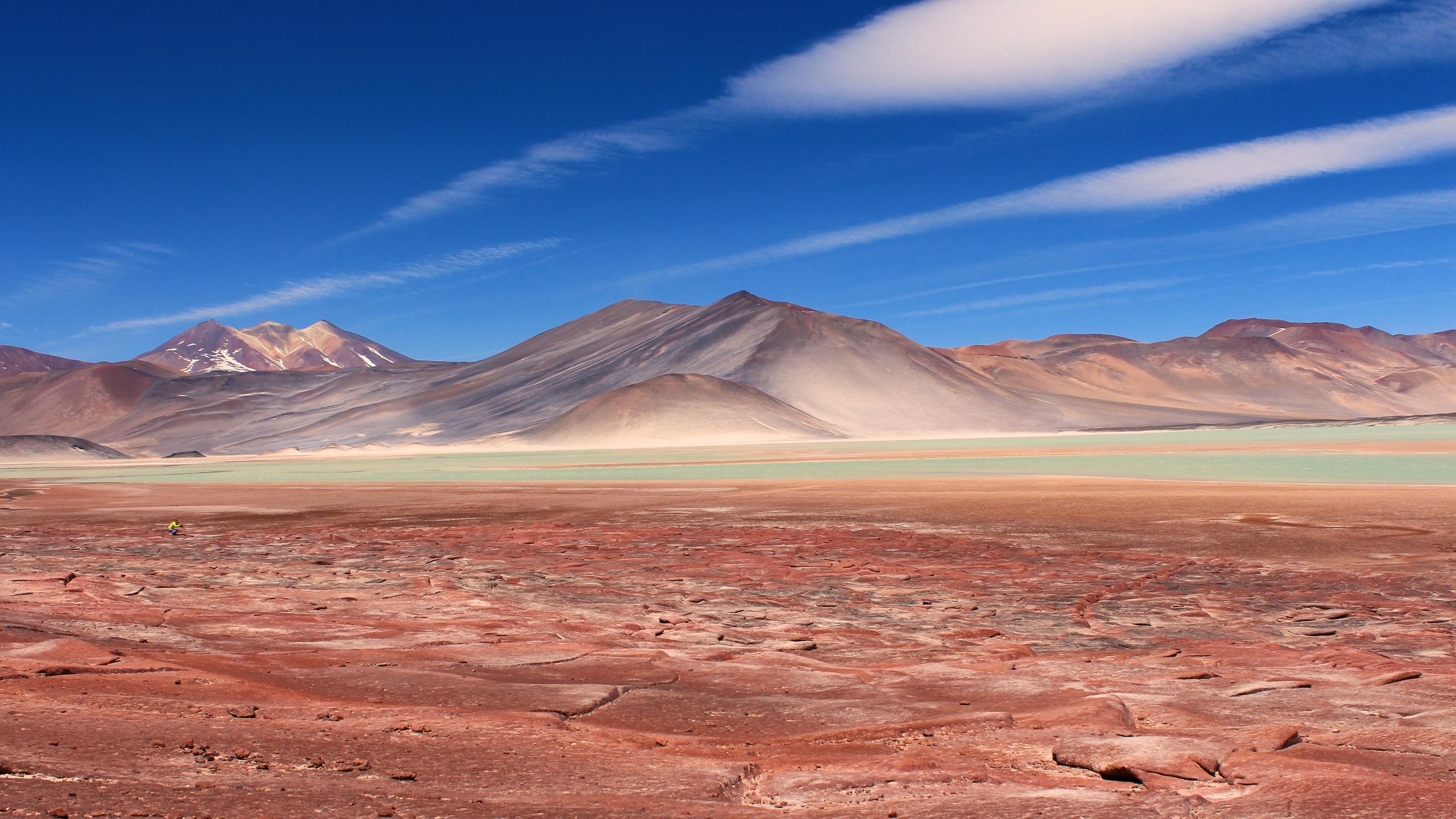 2560x1440 desert landscape sky mountain travel nature 1440p