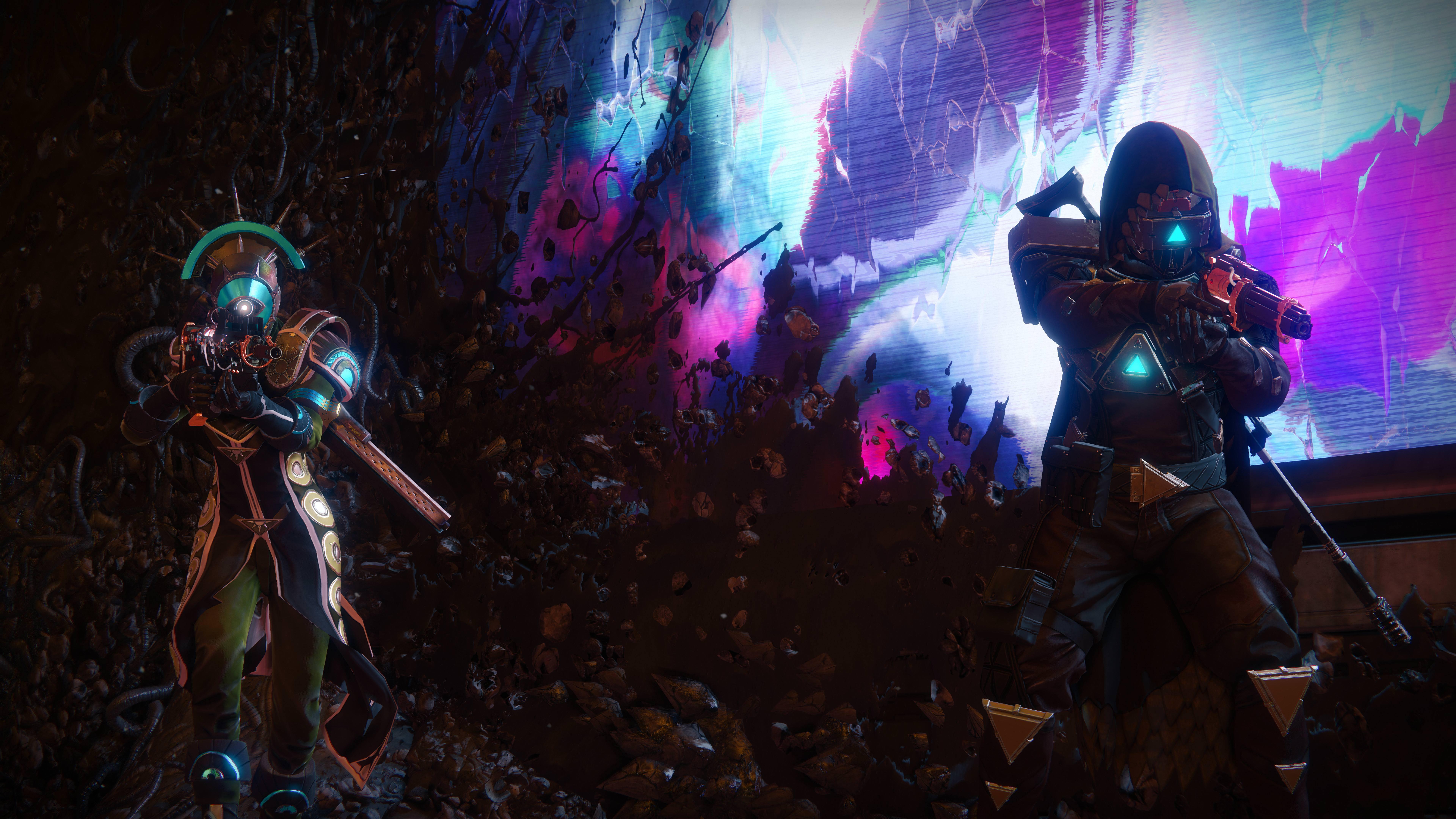Destiny 2 Video Game 8k Nm