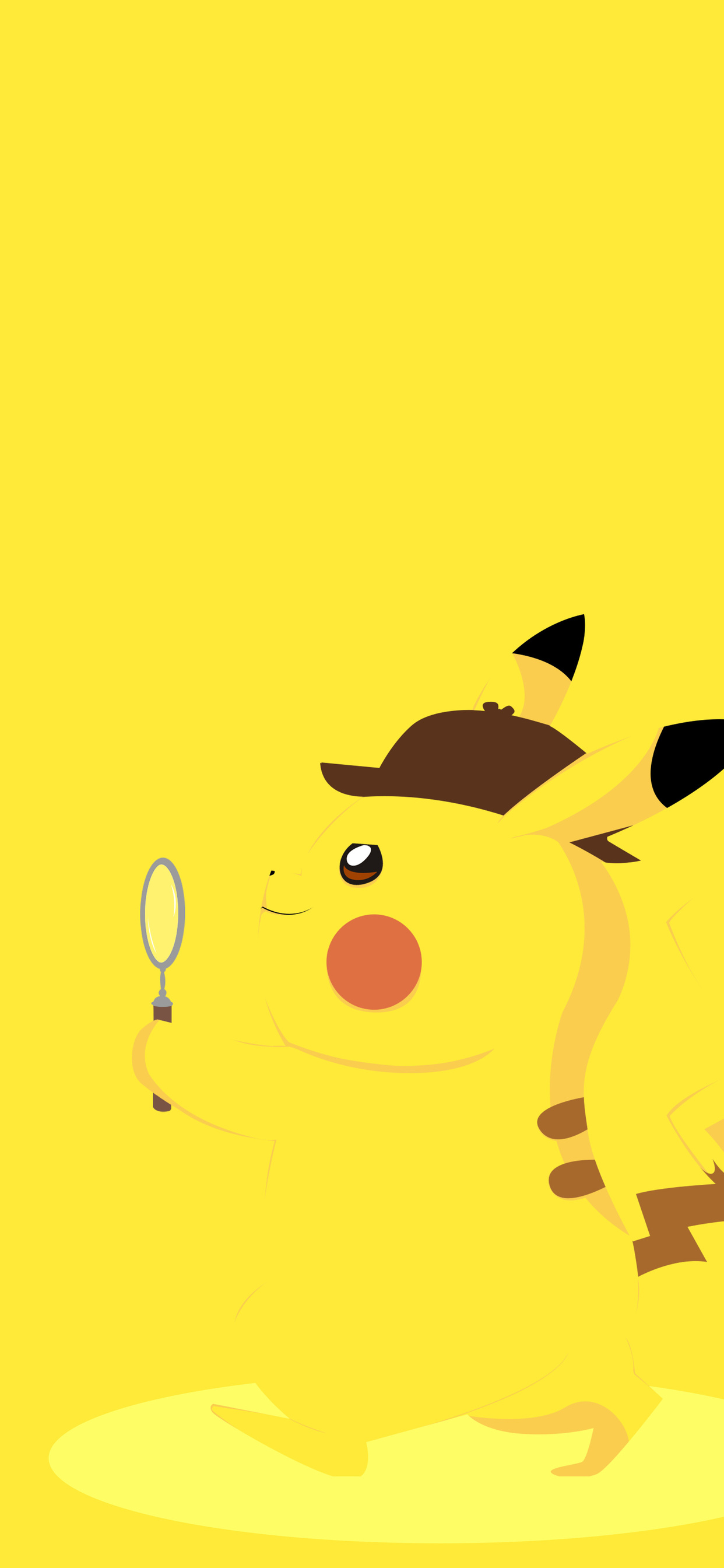 1242x2688 Detective Pikachu 8k Iphone XS MAX HD 4k