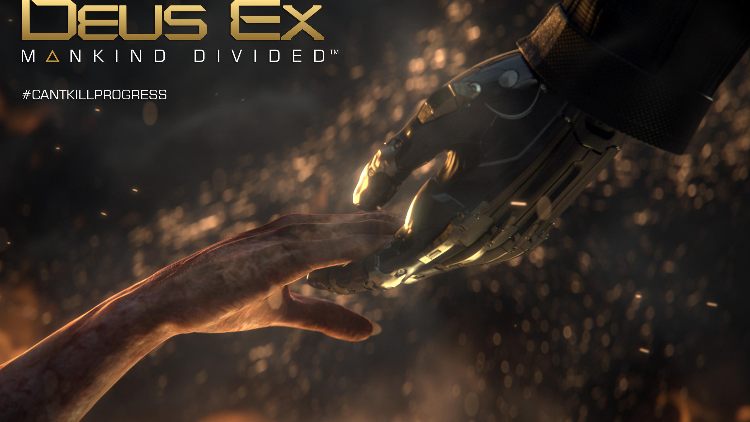 Deus Ex Mankind Divided Wallpaper: 2560x1440 Deus Ex 1440P Resolution HD 4k Wallpapers