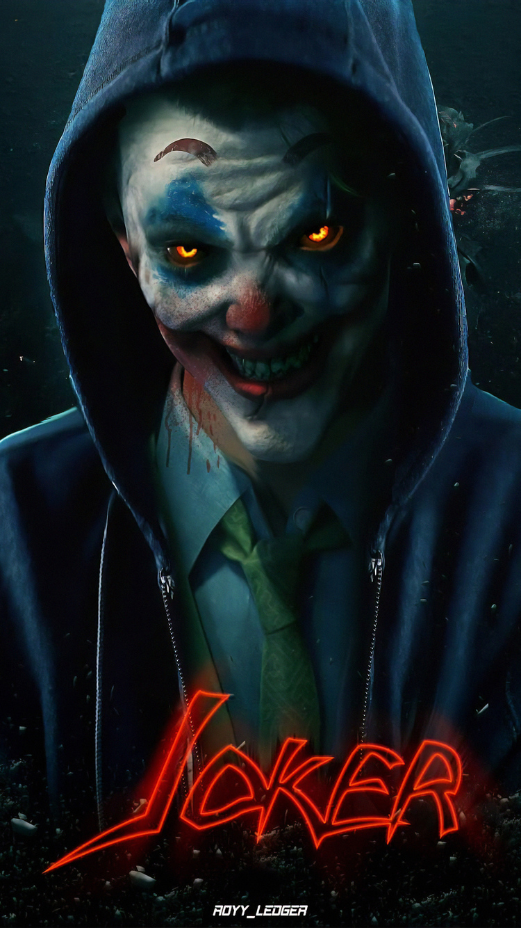 750x1334 Devil Joker Iphone 6 Iphone 6s Iphone 7 Hd 4k Wallpapers Images Backgrounds Photos And Pictures